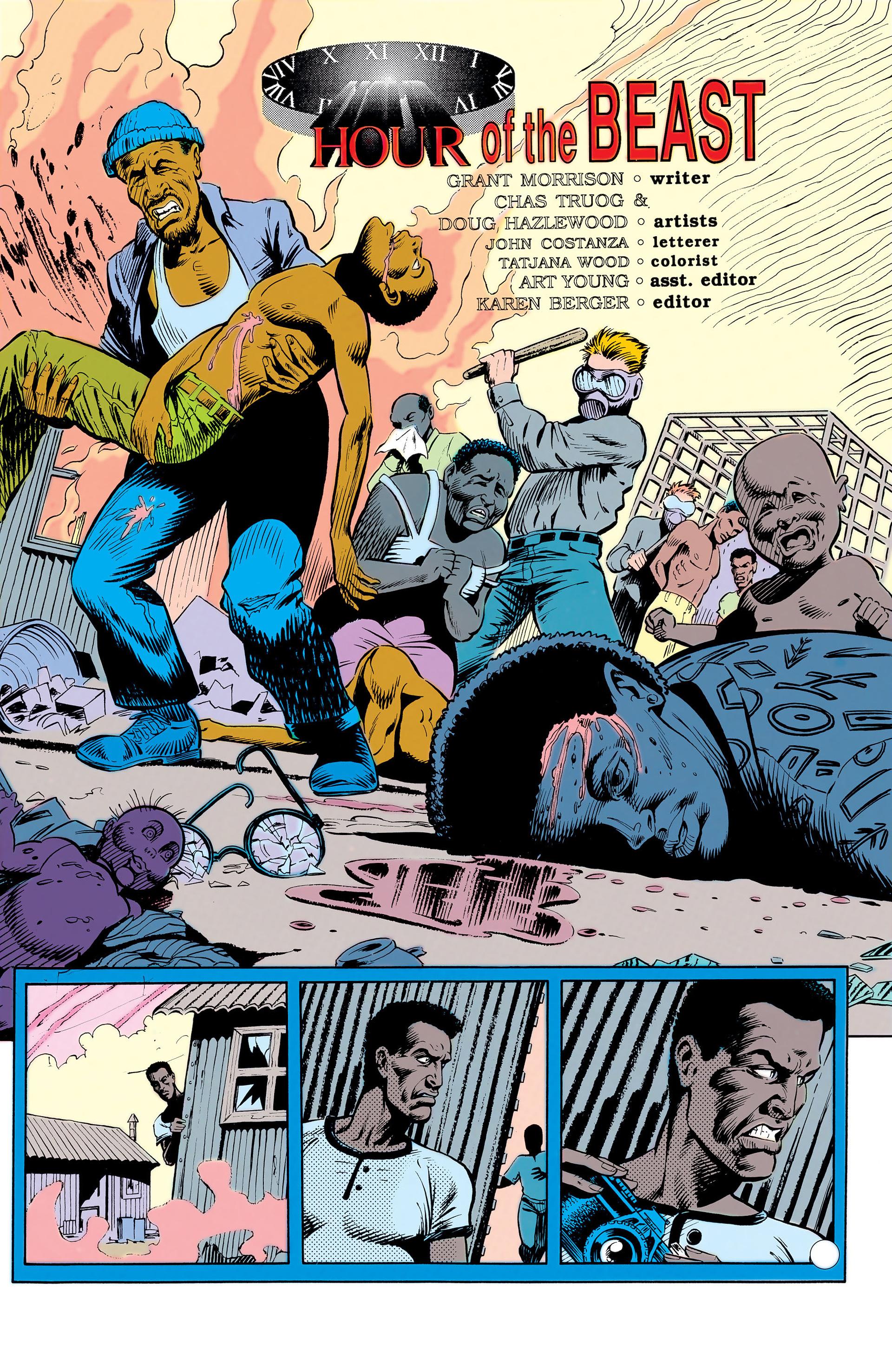 Read online Animal Man (1988) comic -  Issue #13 - 4