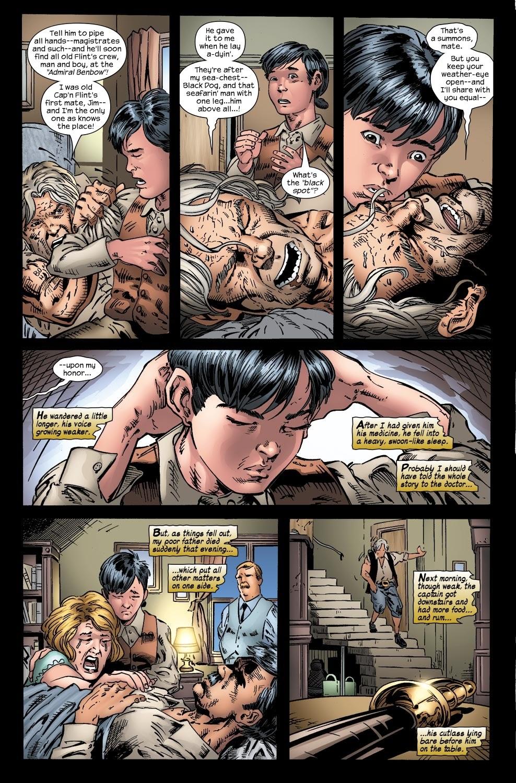 Read online Treasure Island comic -  Issue #1 - 12