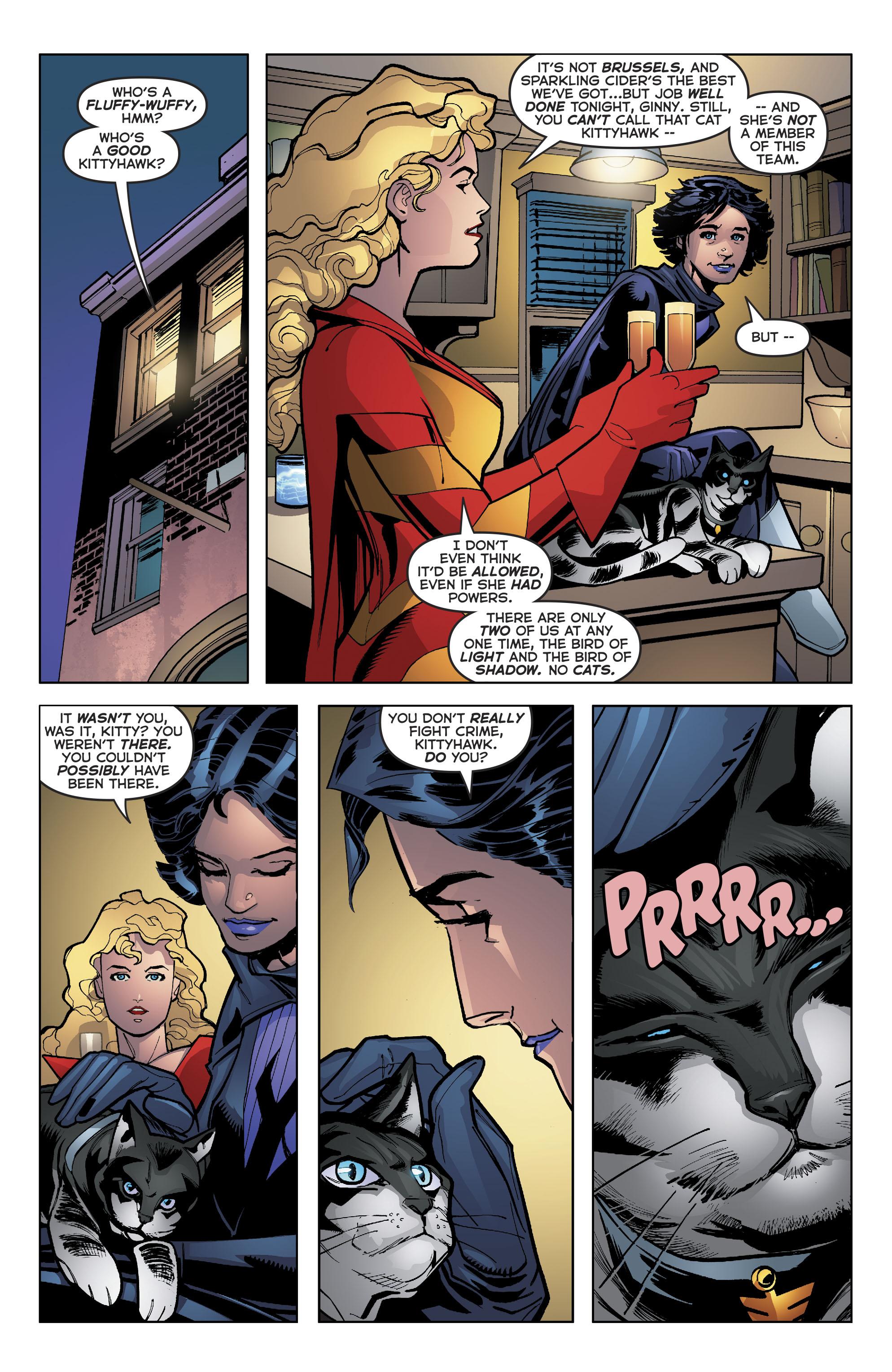 Read online Astro City comic -  Issue #44 - 24