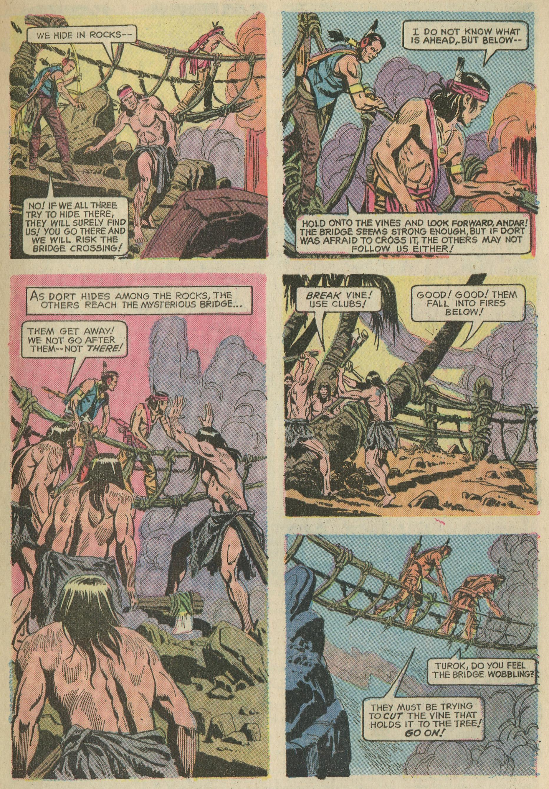 Read online Turok, Son of Stone comic -  Issue #78 - 5