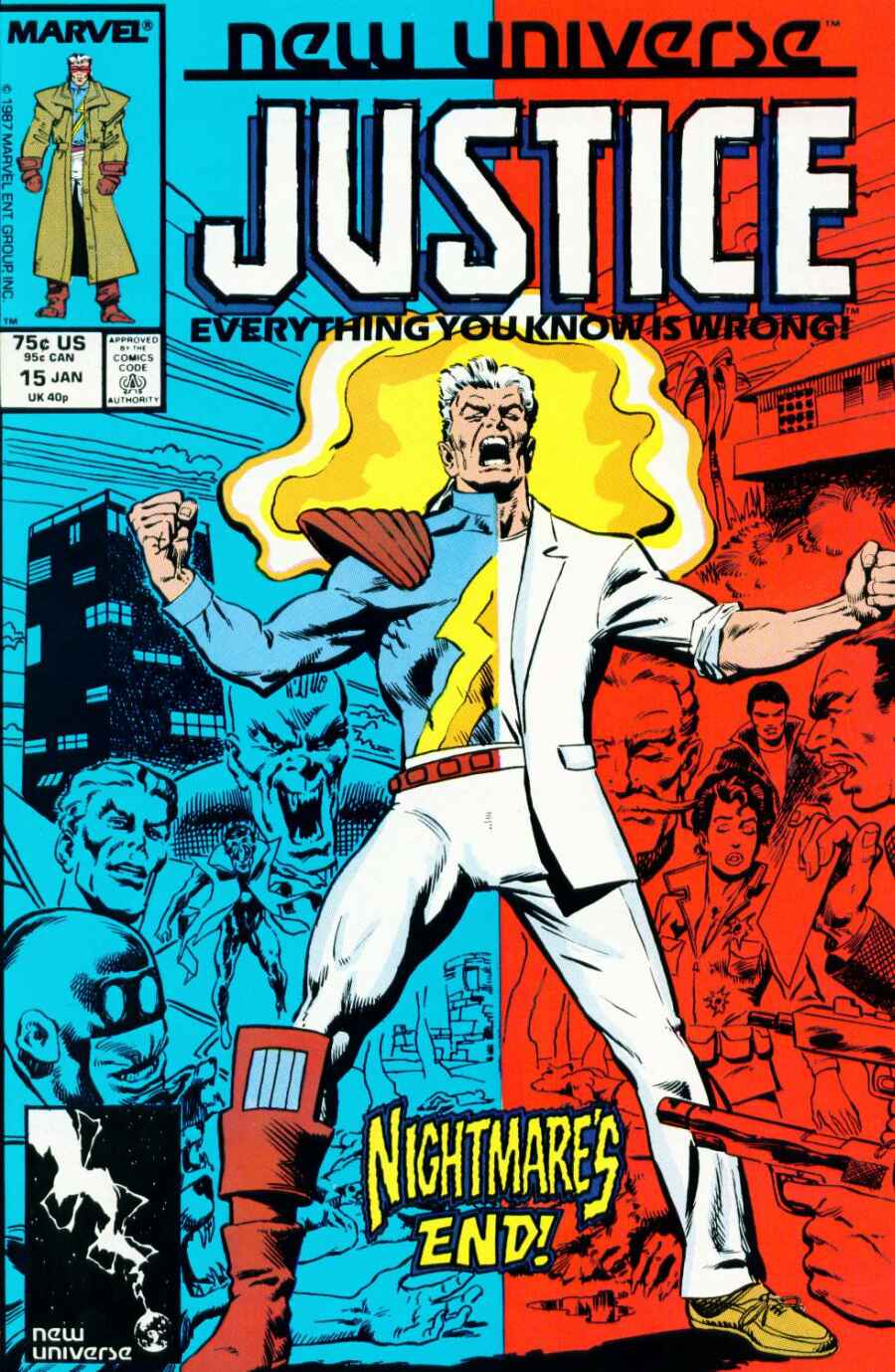 Justice (1986) 15 Page 1