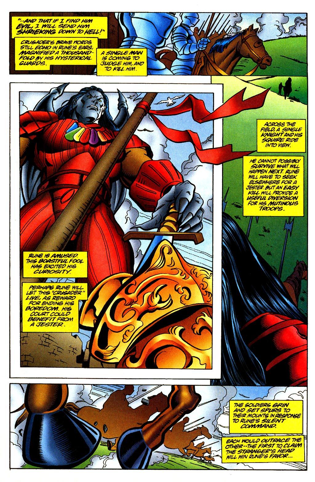 Read online Rune (1995) comic -  Issue #4 - 16