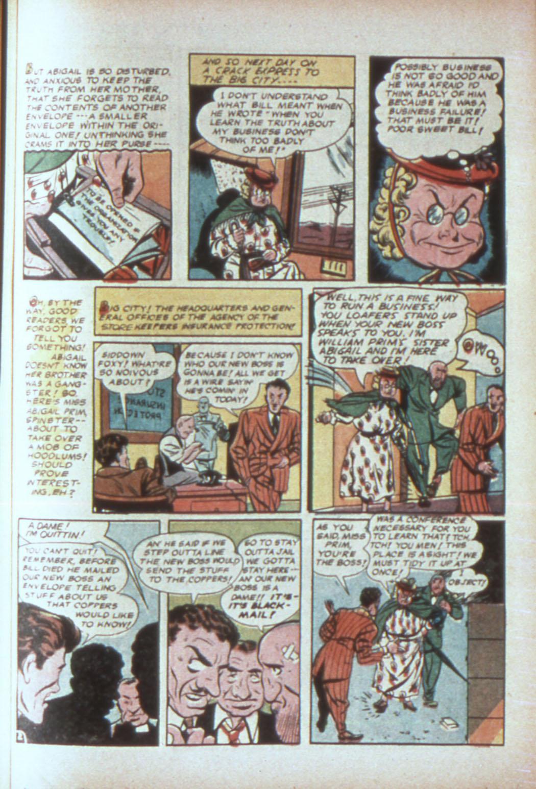 Read online Sensation (Mystery) Comics comic -  Issue #19 - 51