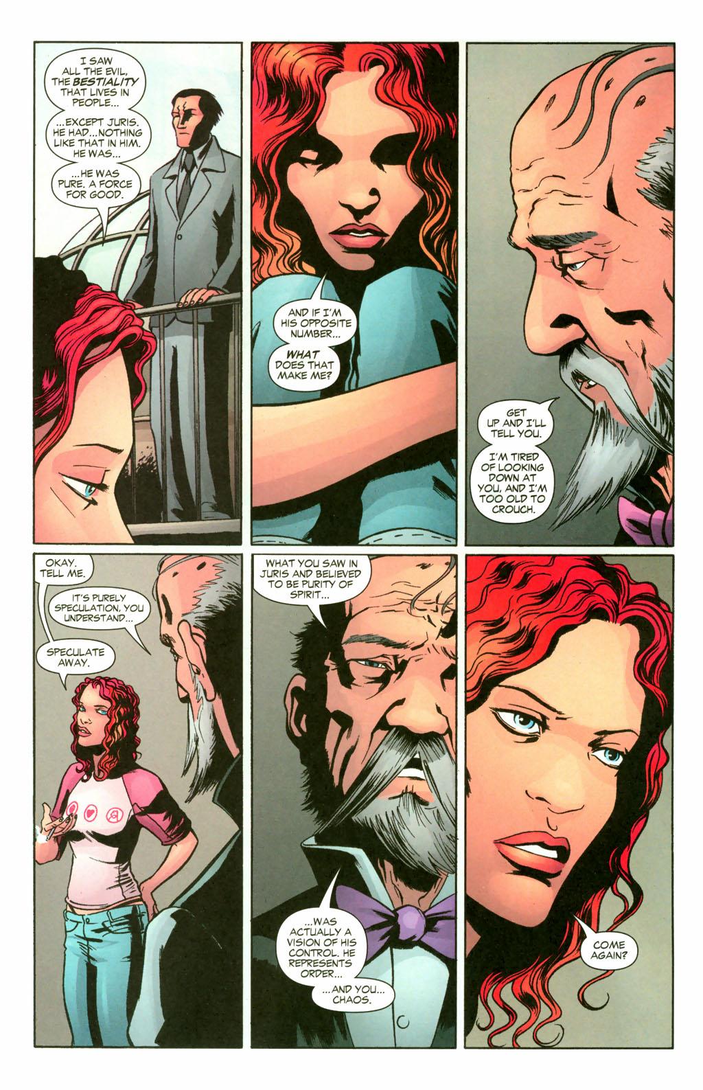 Read online Fallen Angel (2003) comic -  Issue #10 - 19
