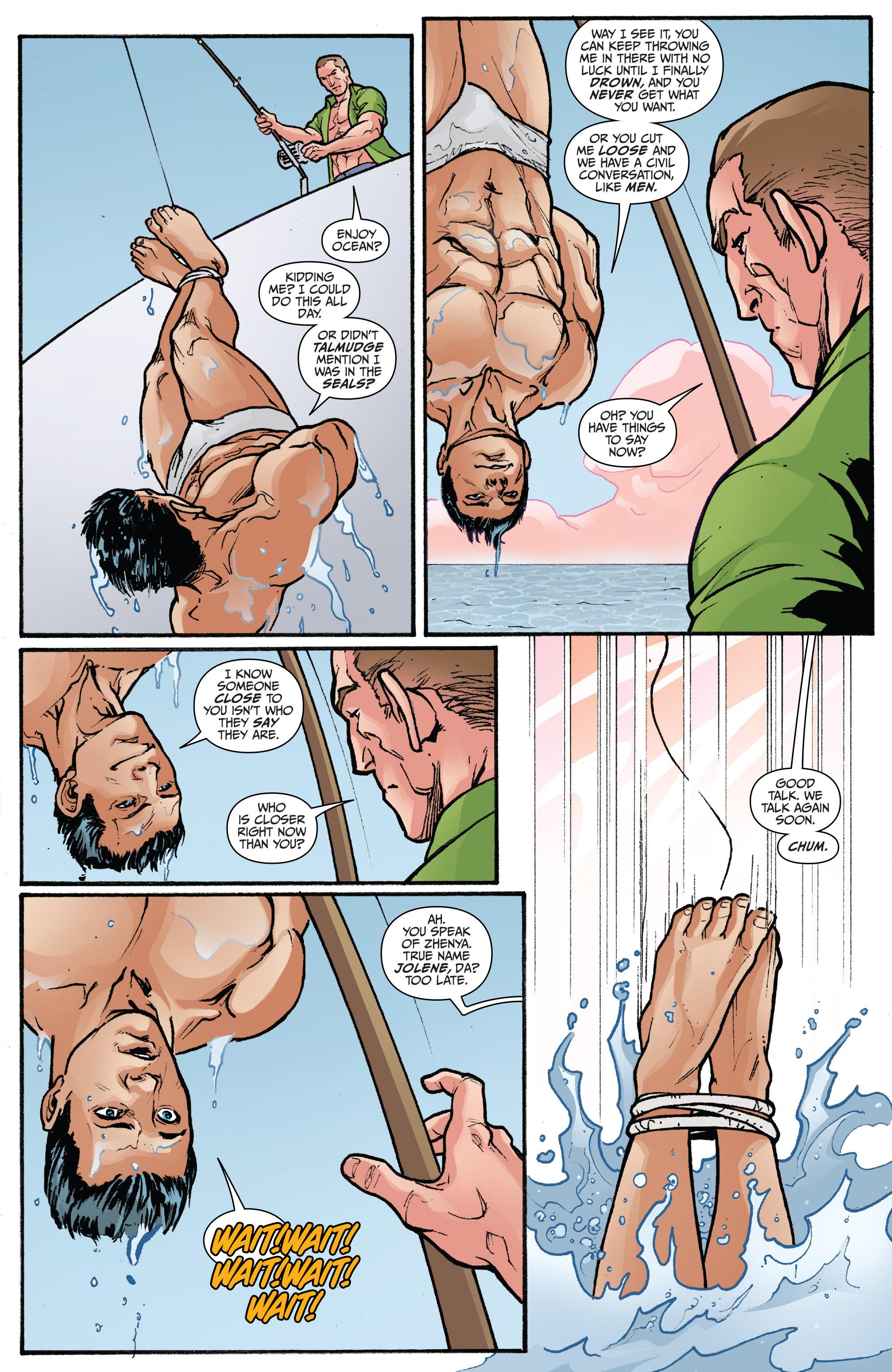 Read online 3 Guns comic -  Issue #4 - 13