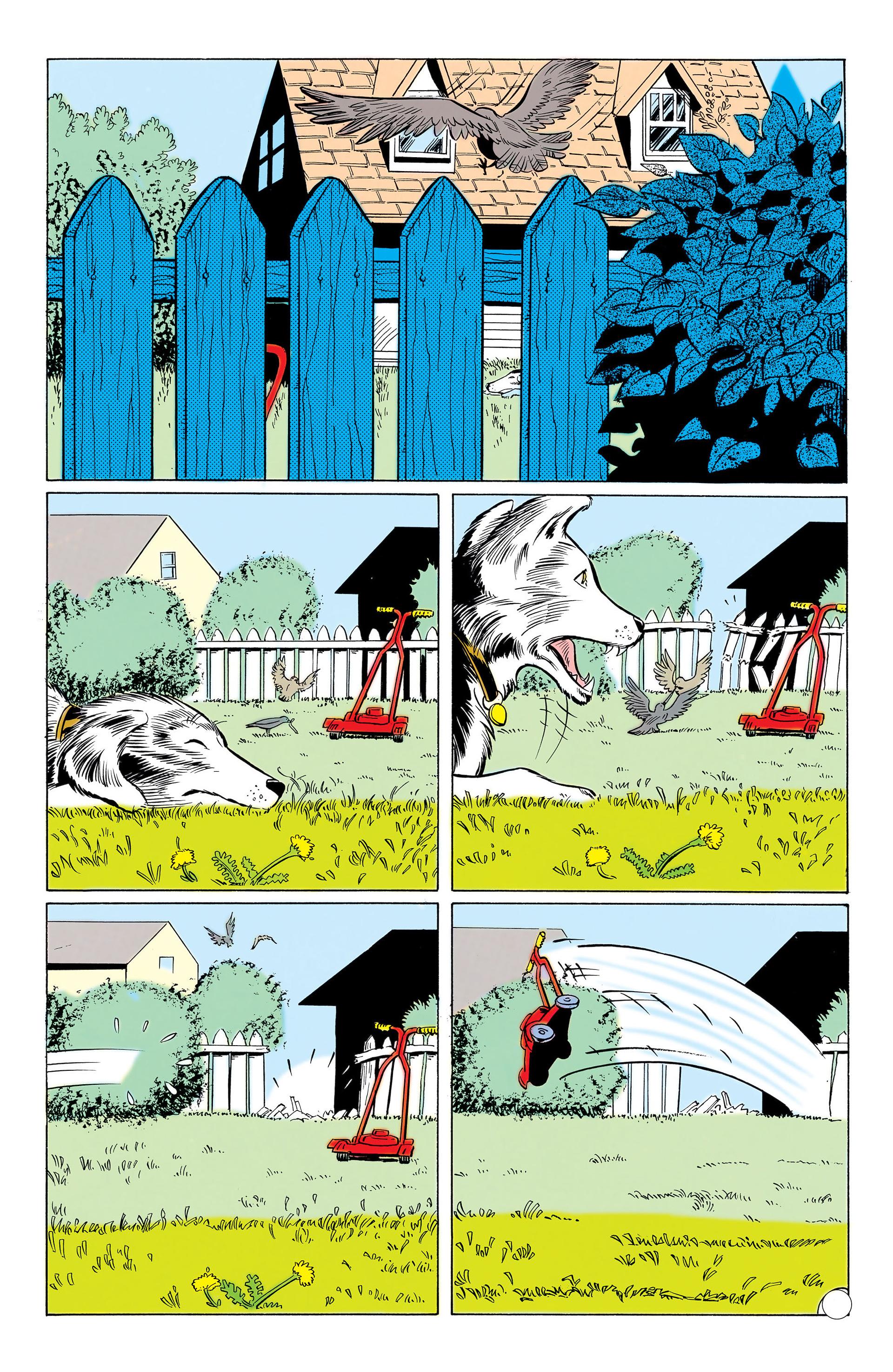 Read online Animal Man (1988) comic -  Issue #10 - 35