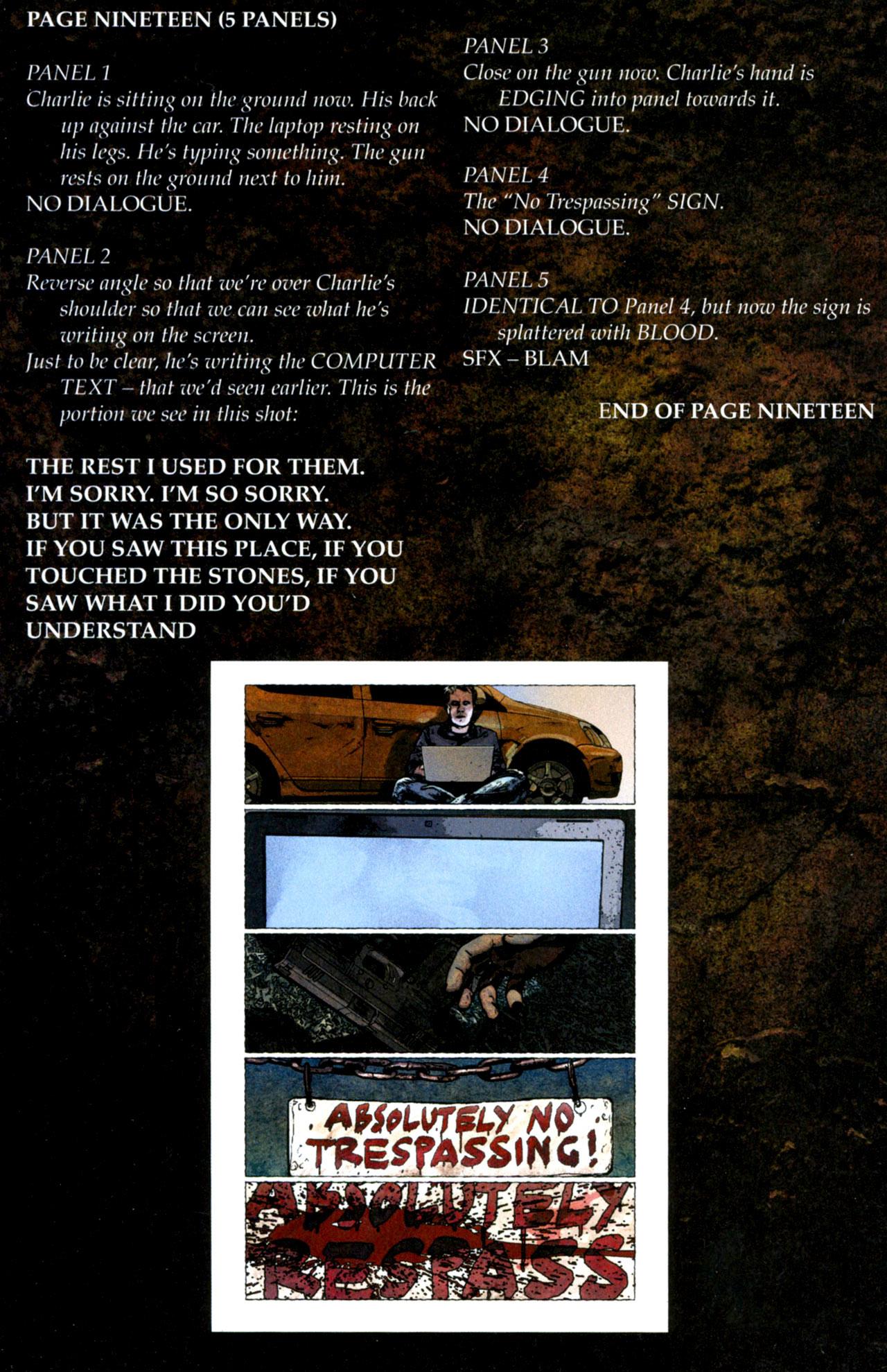 Read online Stephen King's N. comic -  Issue #4 - 33