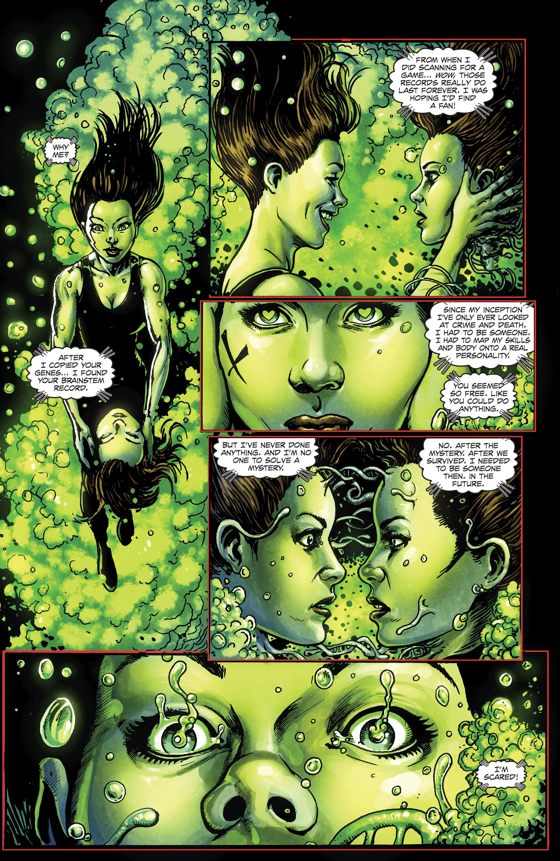 Read online Ballistic (2013) comic -  Issue #5 - 7