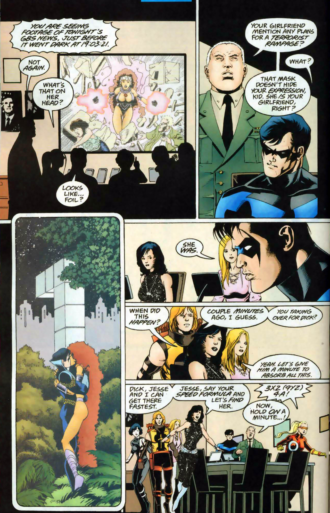 Read online The Titans (1999) comic -  Issue #48 - 9