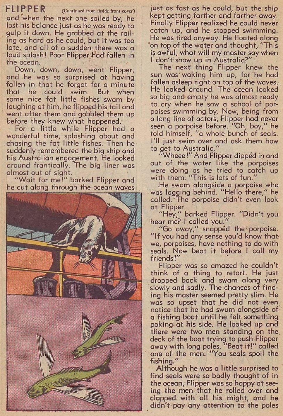 Read online Animal Comics comic -  Issue #20 - 50