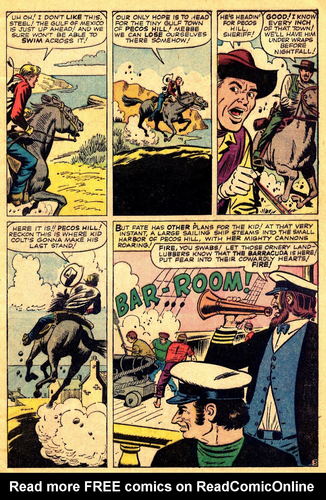 Kid Colt Outlaw issue 109 - Page 5