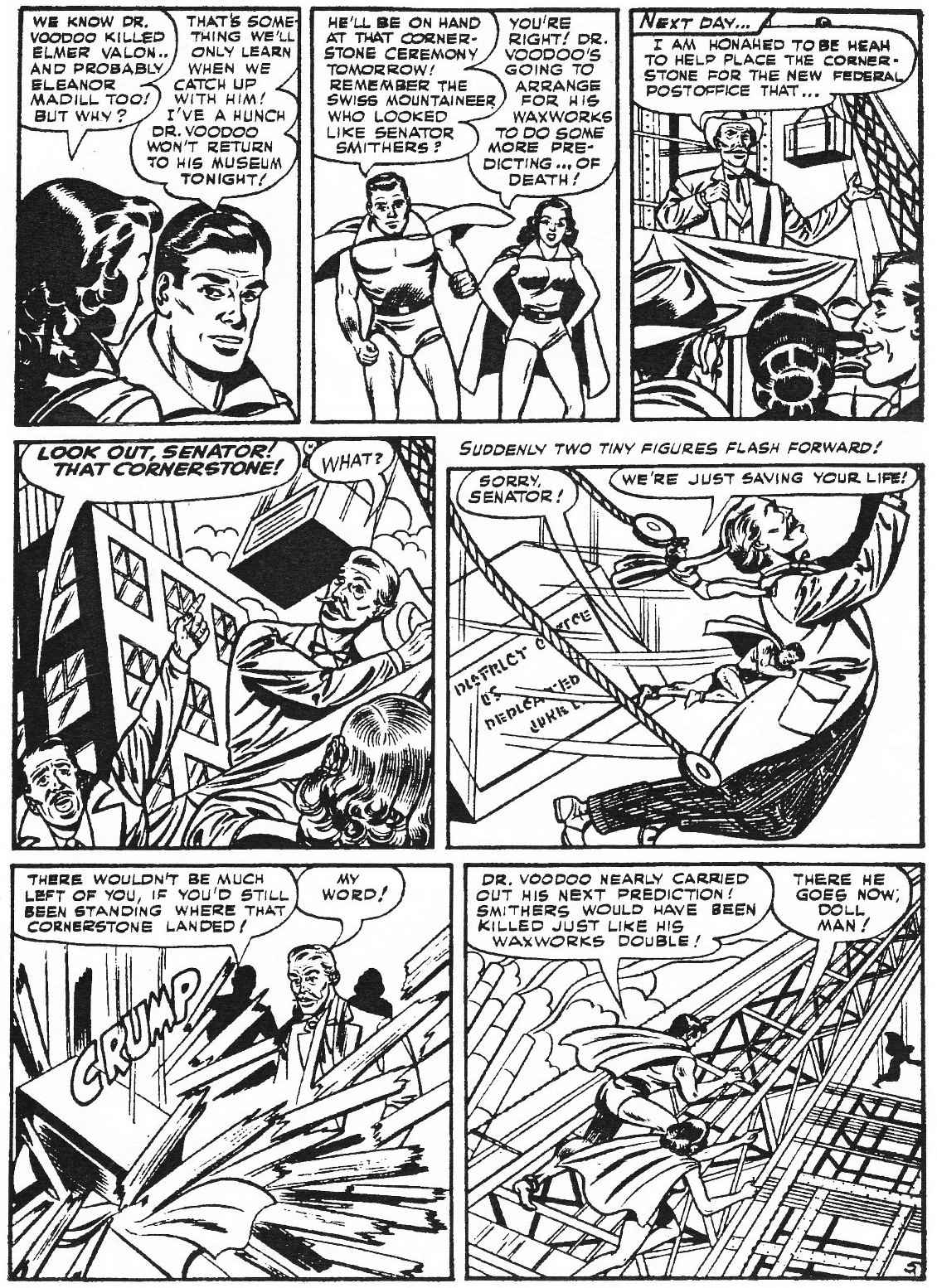 Read online Men of Mystery Comics comic -  Issue #82 - 64