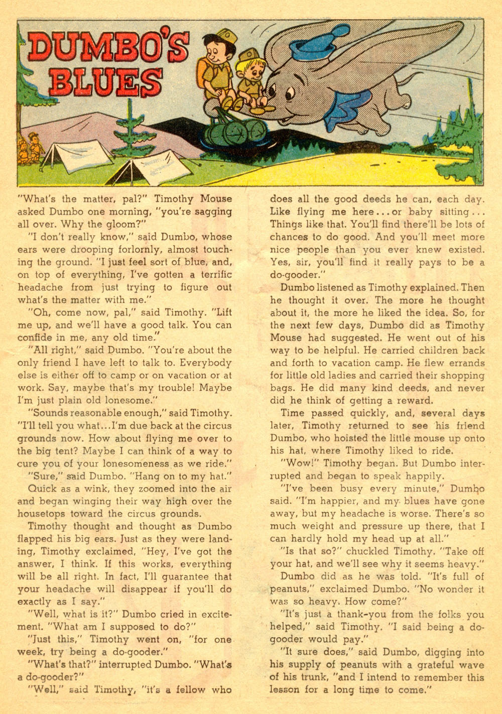 Walt Disney's Comics and Stories issue 239 - Page 25