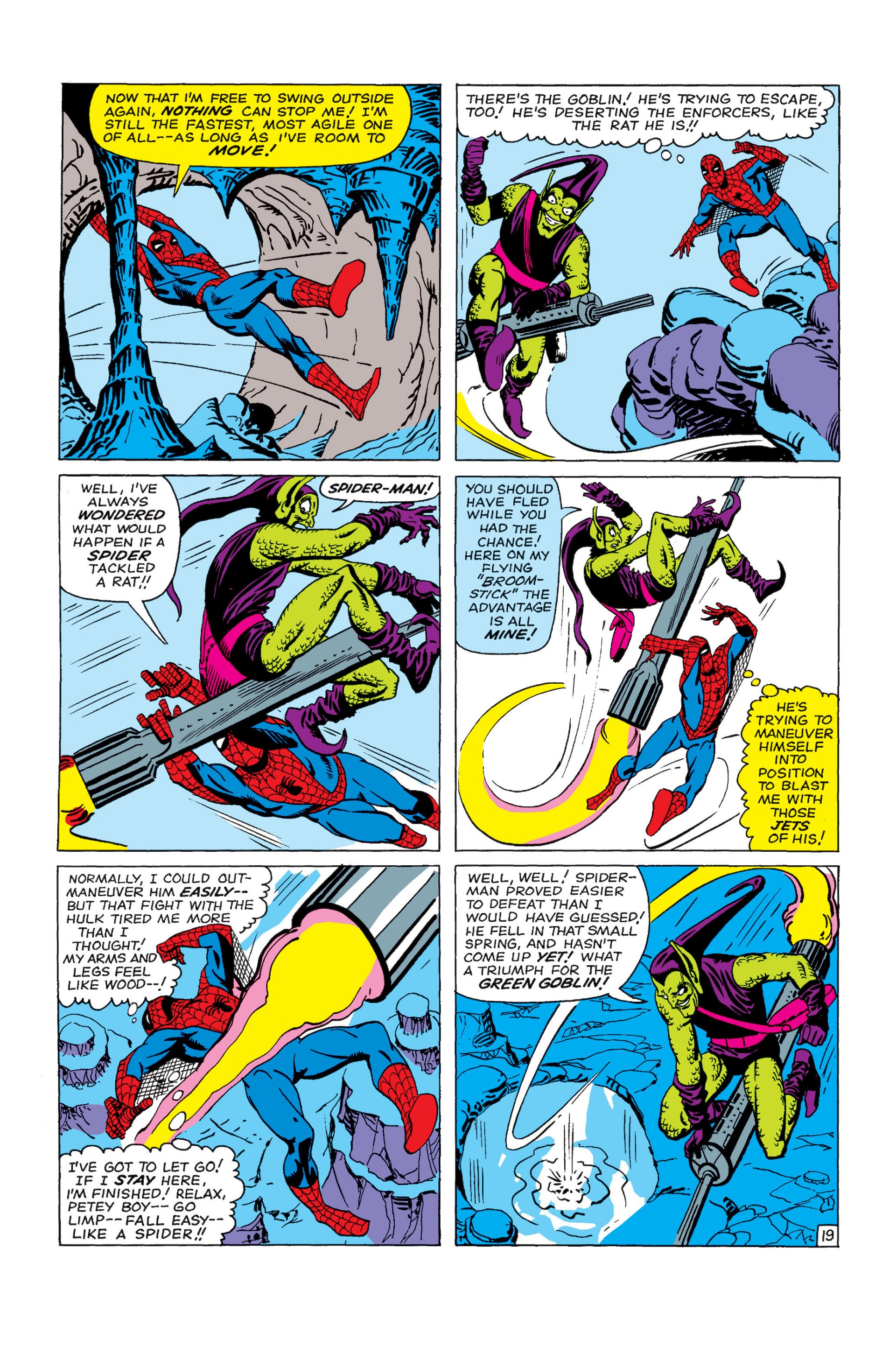 The Amazing Spider-Man (1963) 14 Page 19