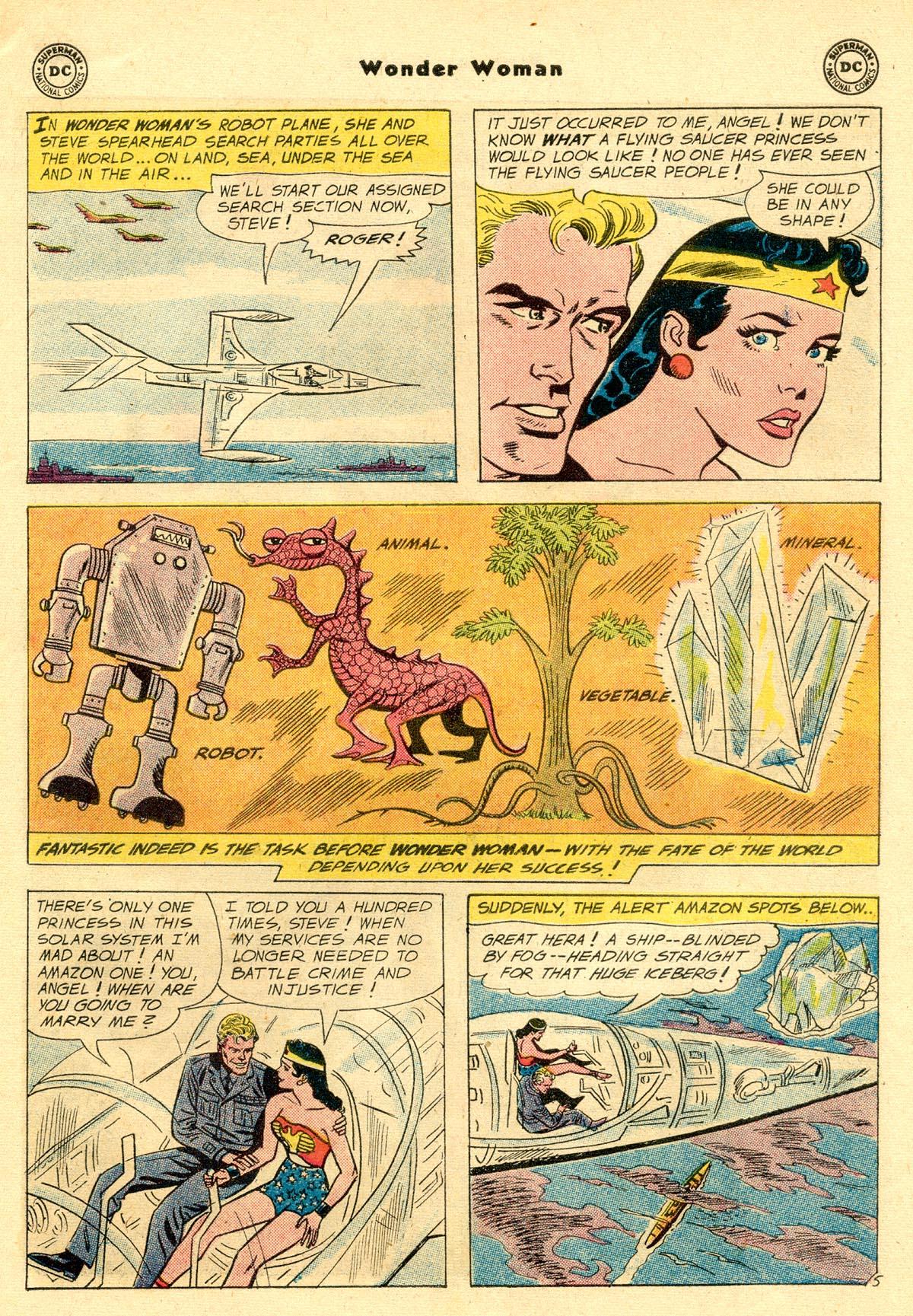 Read online Wonder Woman (1942) comic -  Issue #110 - 7