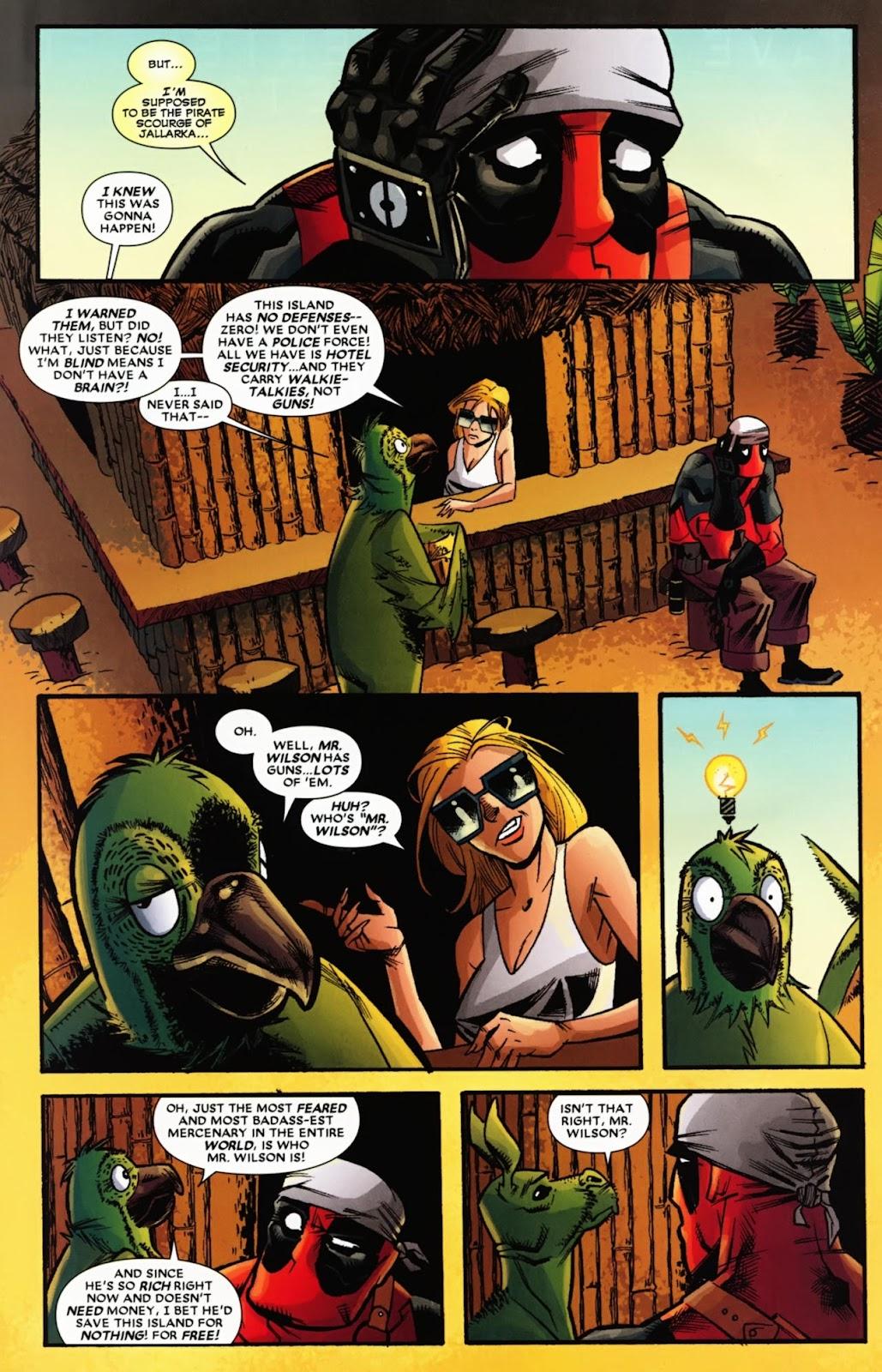 Read online Deadpool (2008) comic -  Issue #13 - 29