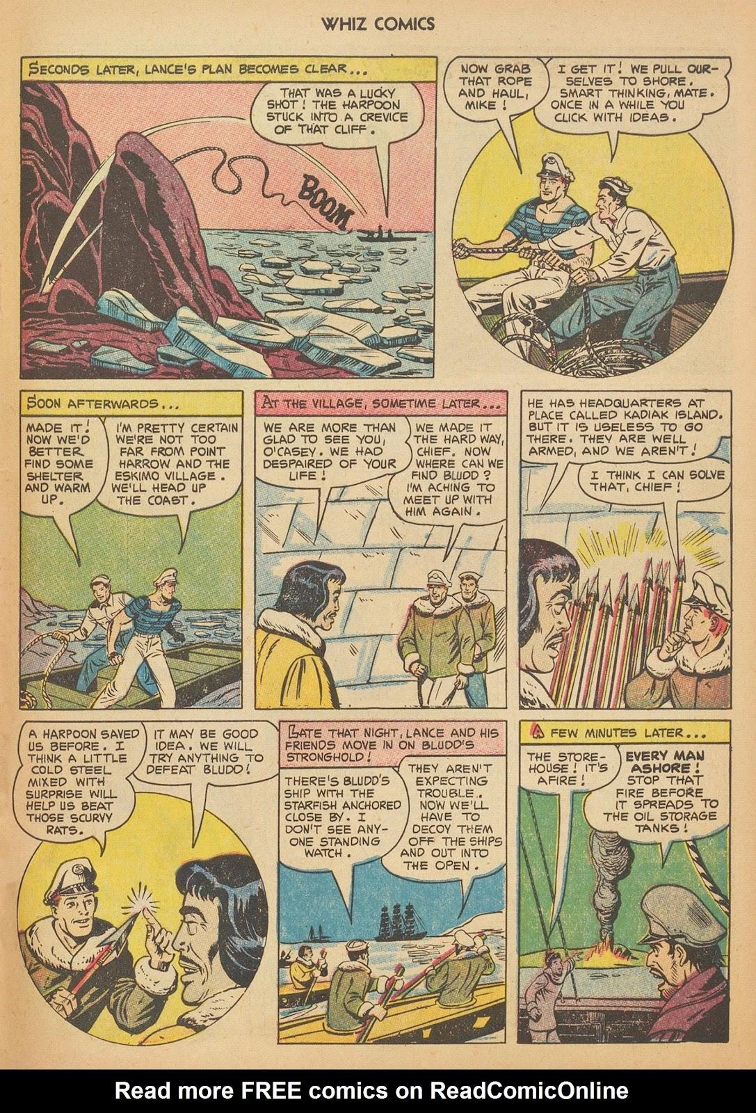 Read online WHIZ Comics comic -  Issue #153 - 33