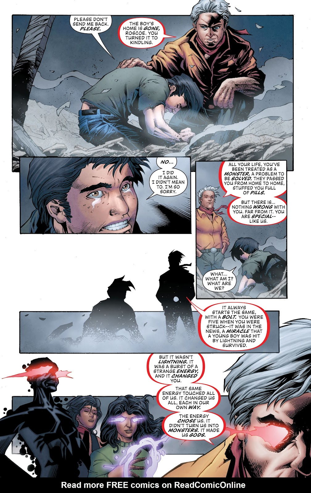 Read online The Flash (2011) comic -  Issue # _TPB 8 (Part 1) - 80