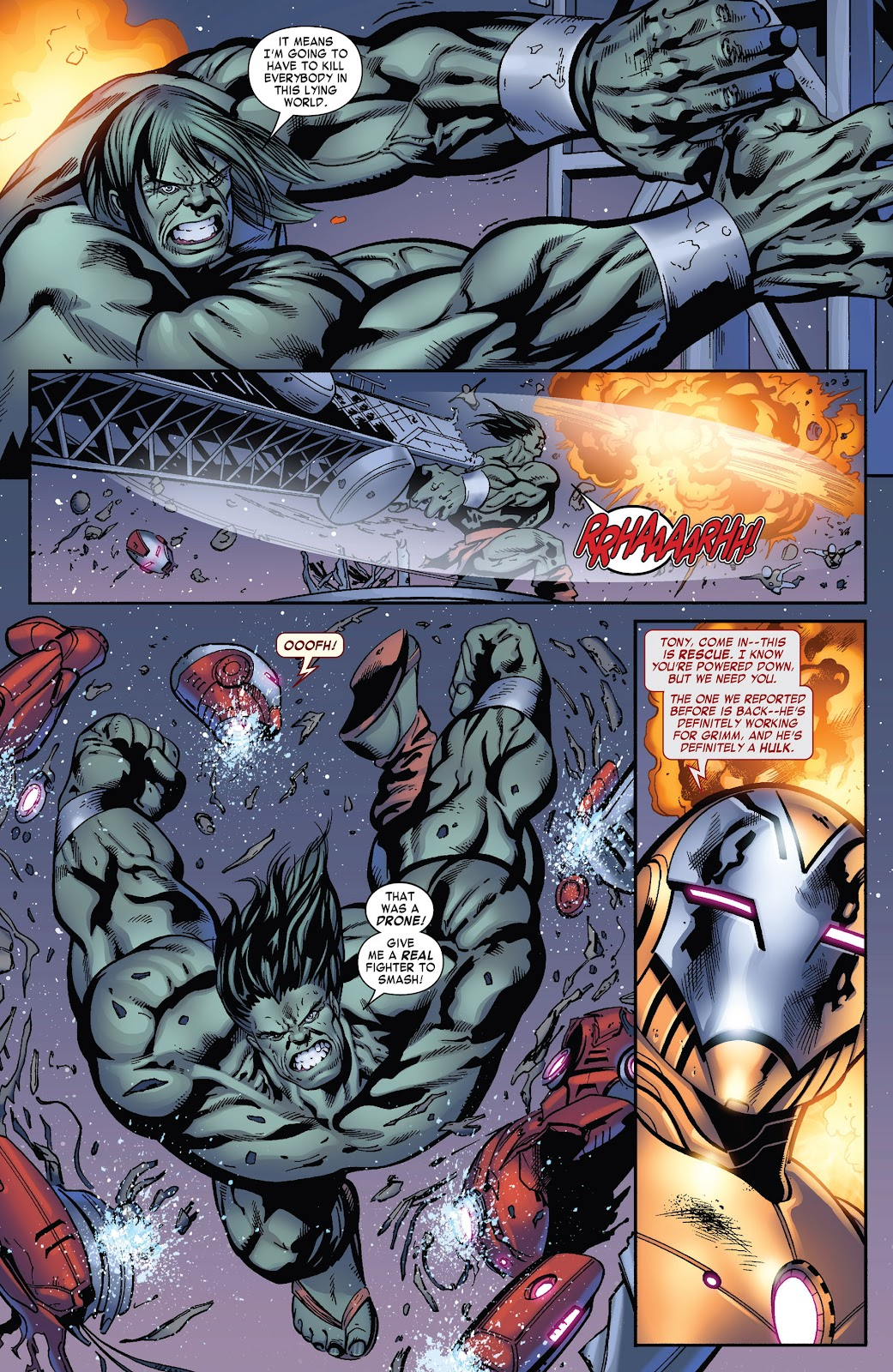 Dark Avengers (2012) Issue #185 #11 - English 17