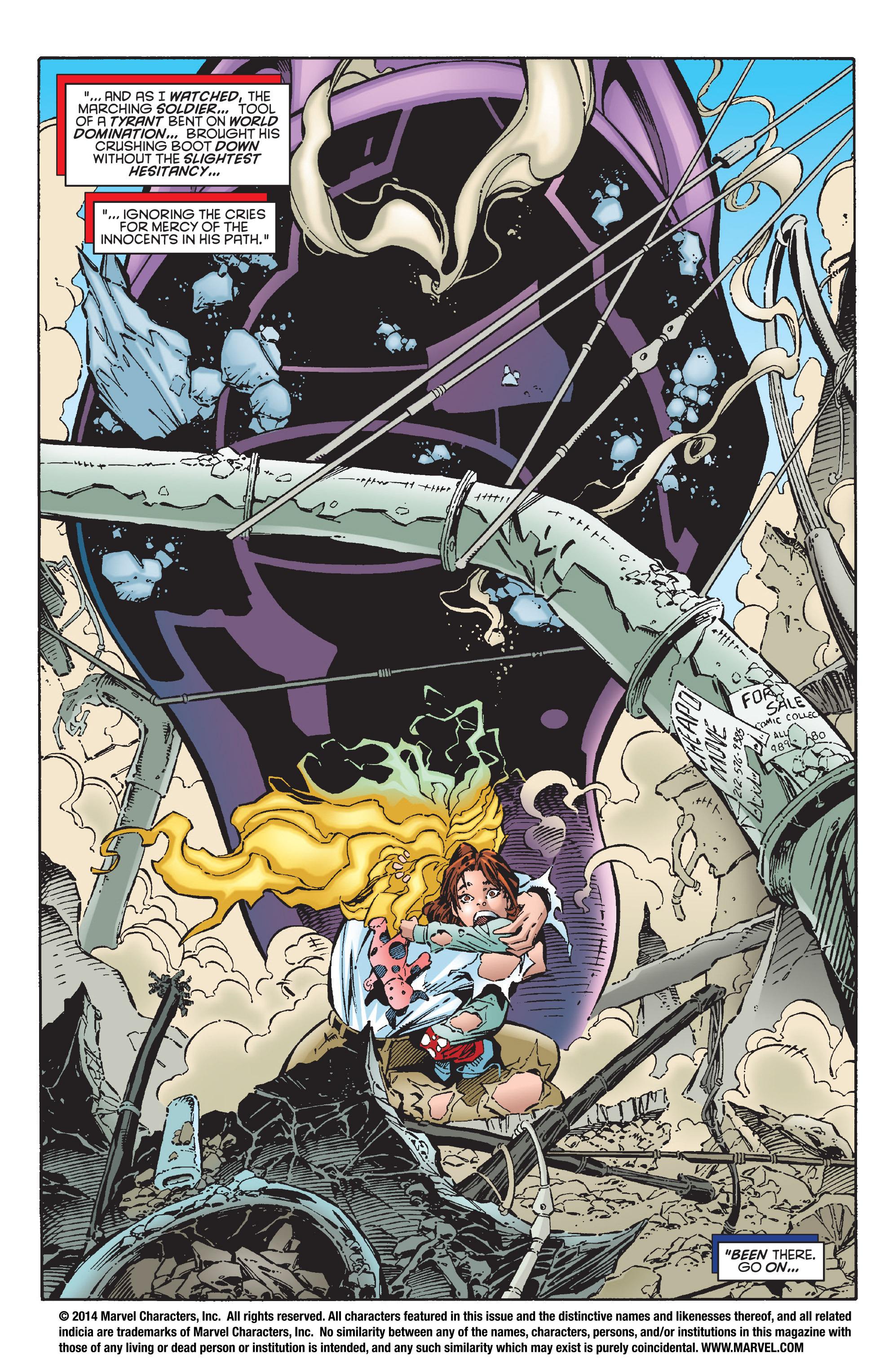 X-Men (1991) 56 Page 1
