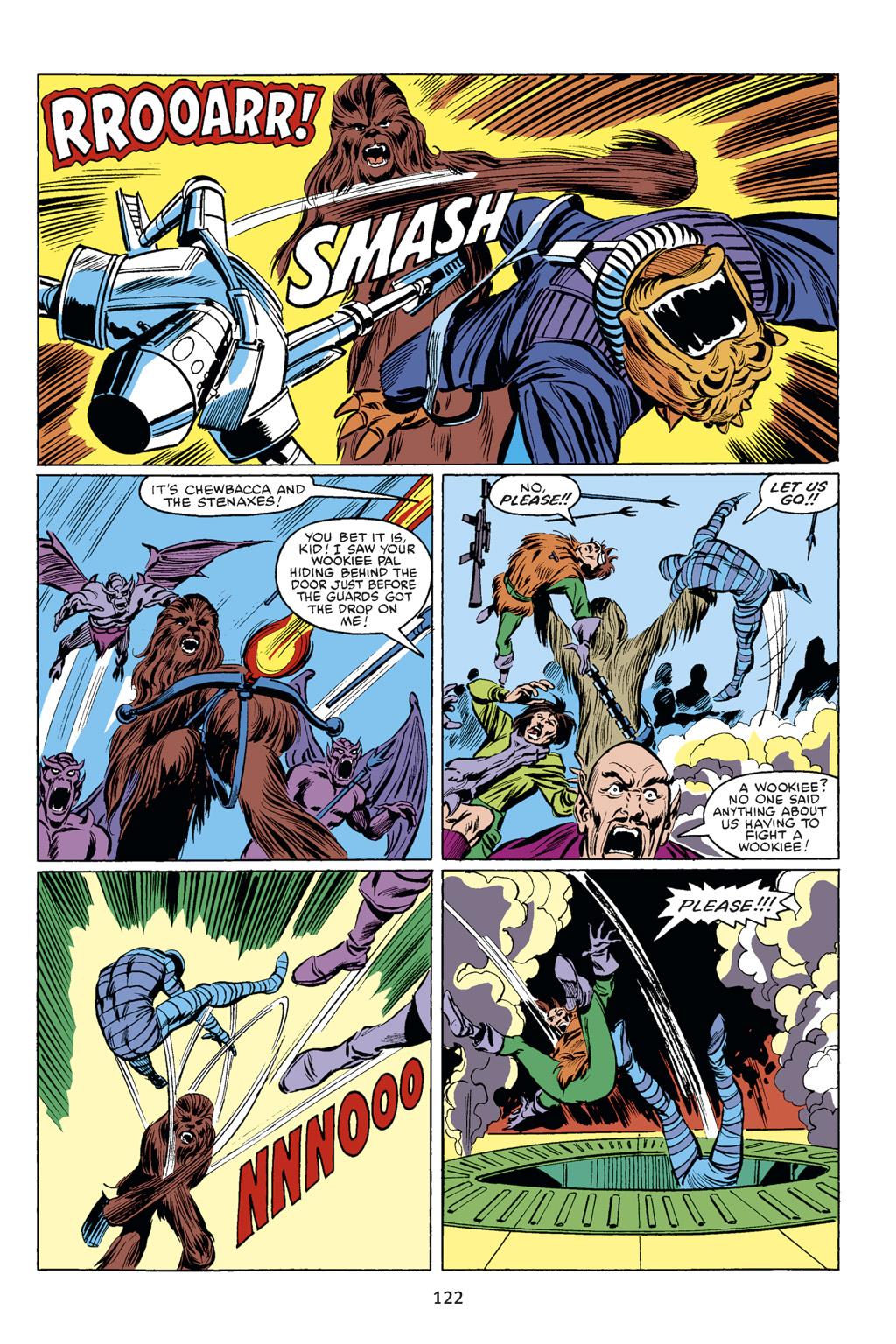 Read online Star Wars Omnibus comic -  Issue # Vol. 18 - 113