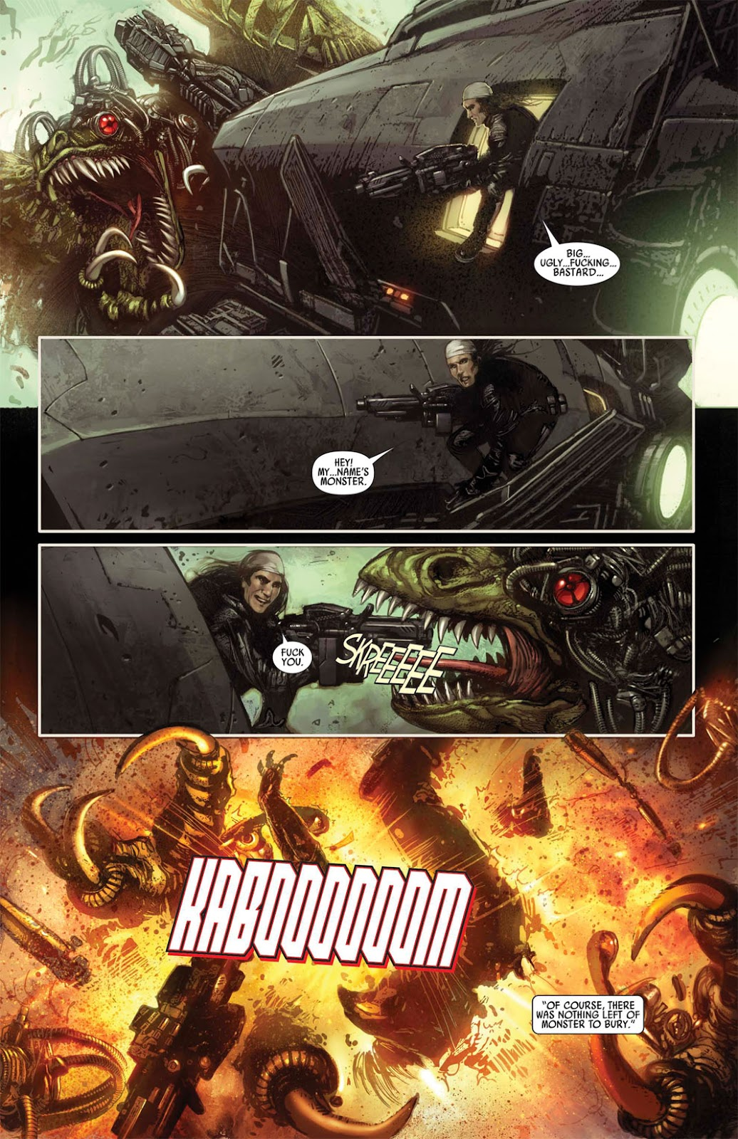 Read online After Dark comic -  Issue #2 - 39