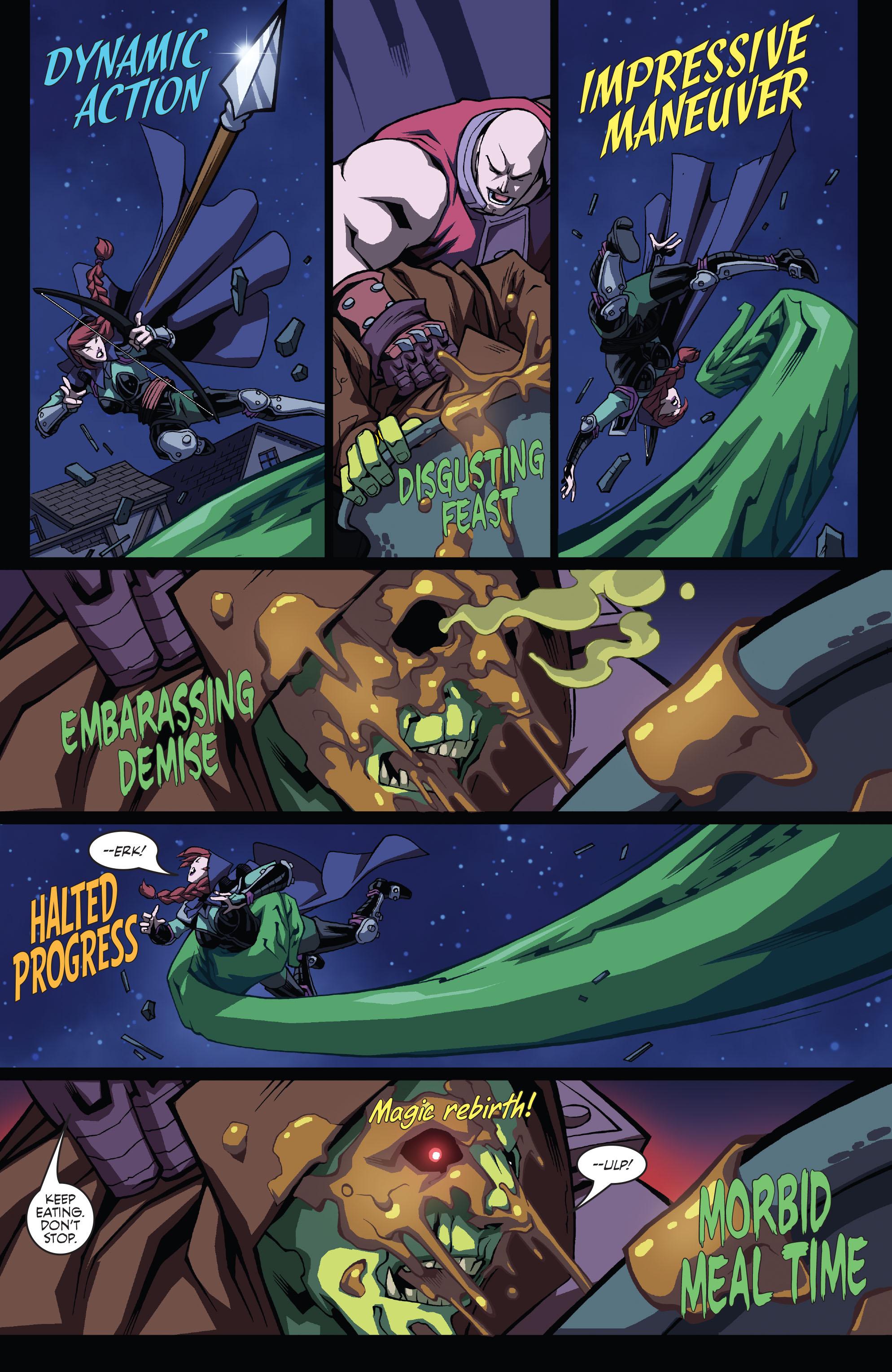 Read online Skullkickers comic -  Issue #11 - 15