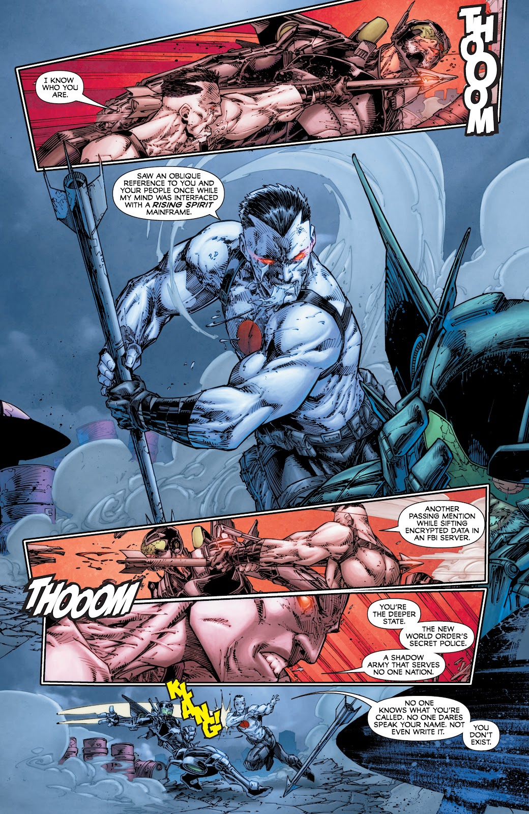 Read online Bloodshot (2019) comic -  Issue #2 - 15
