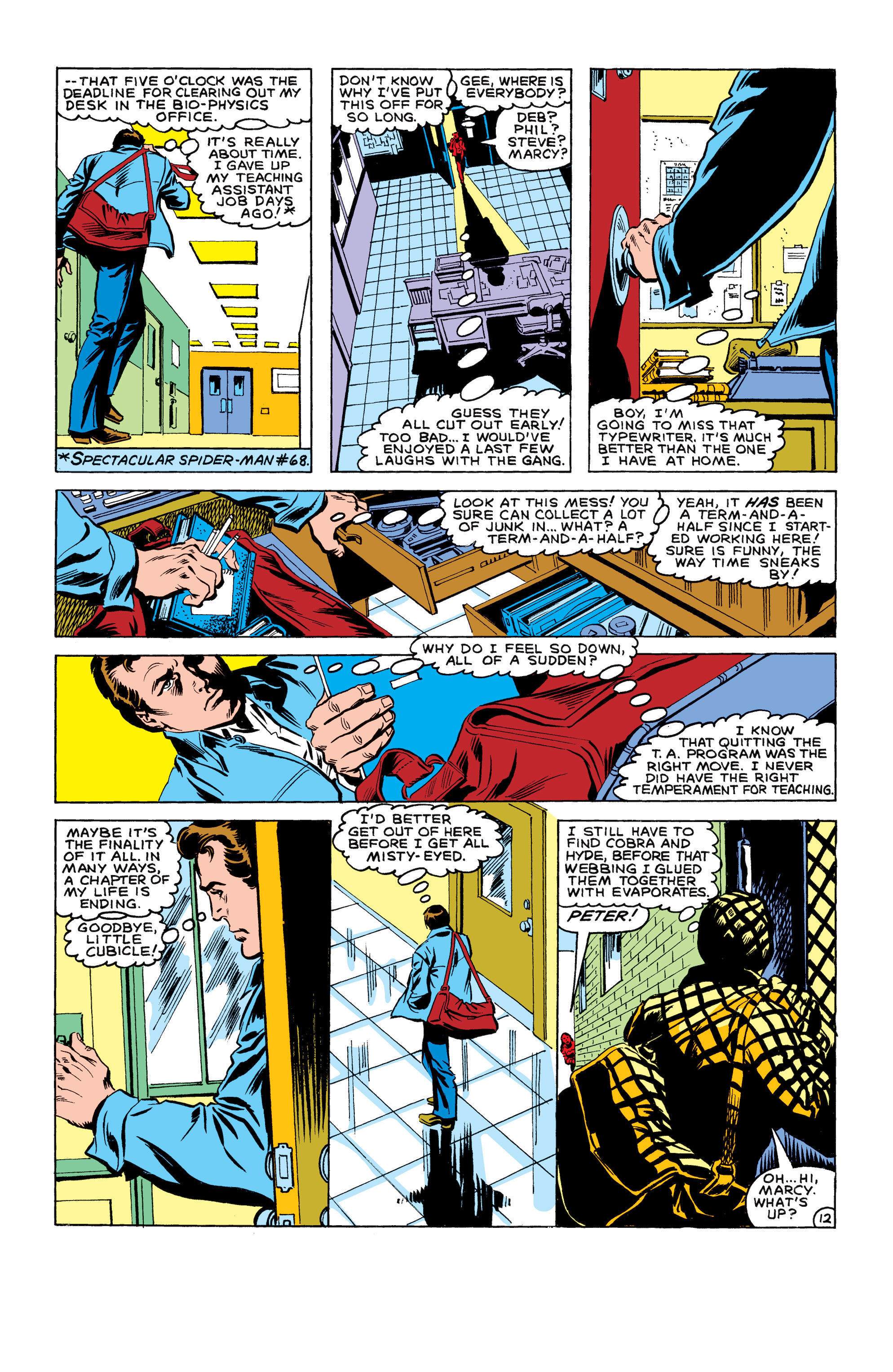 The Amazing Spider-Man (1963) 232 Page 12