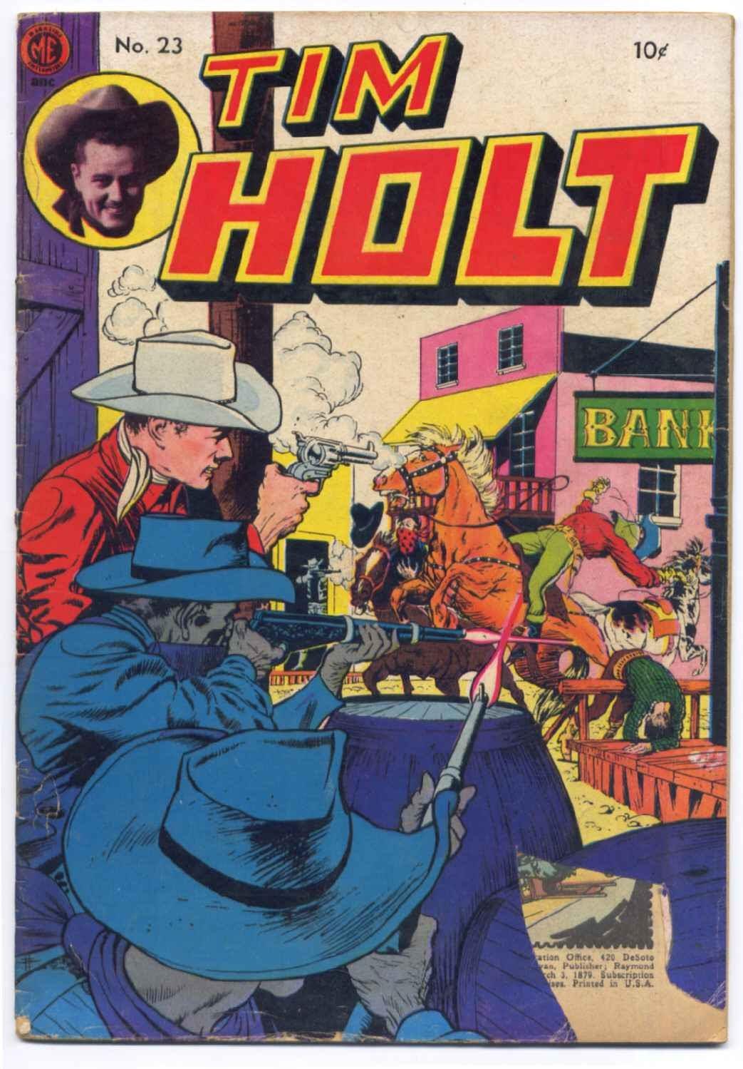 Tim Holt 23 Page 1