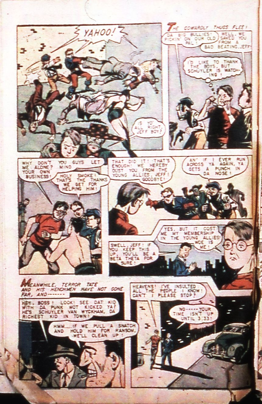 Marvel Mystery Comics (1939) issue 75 - Page 41