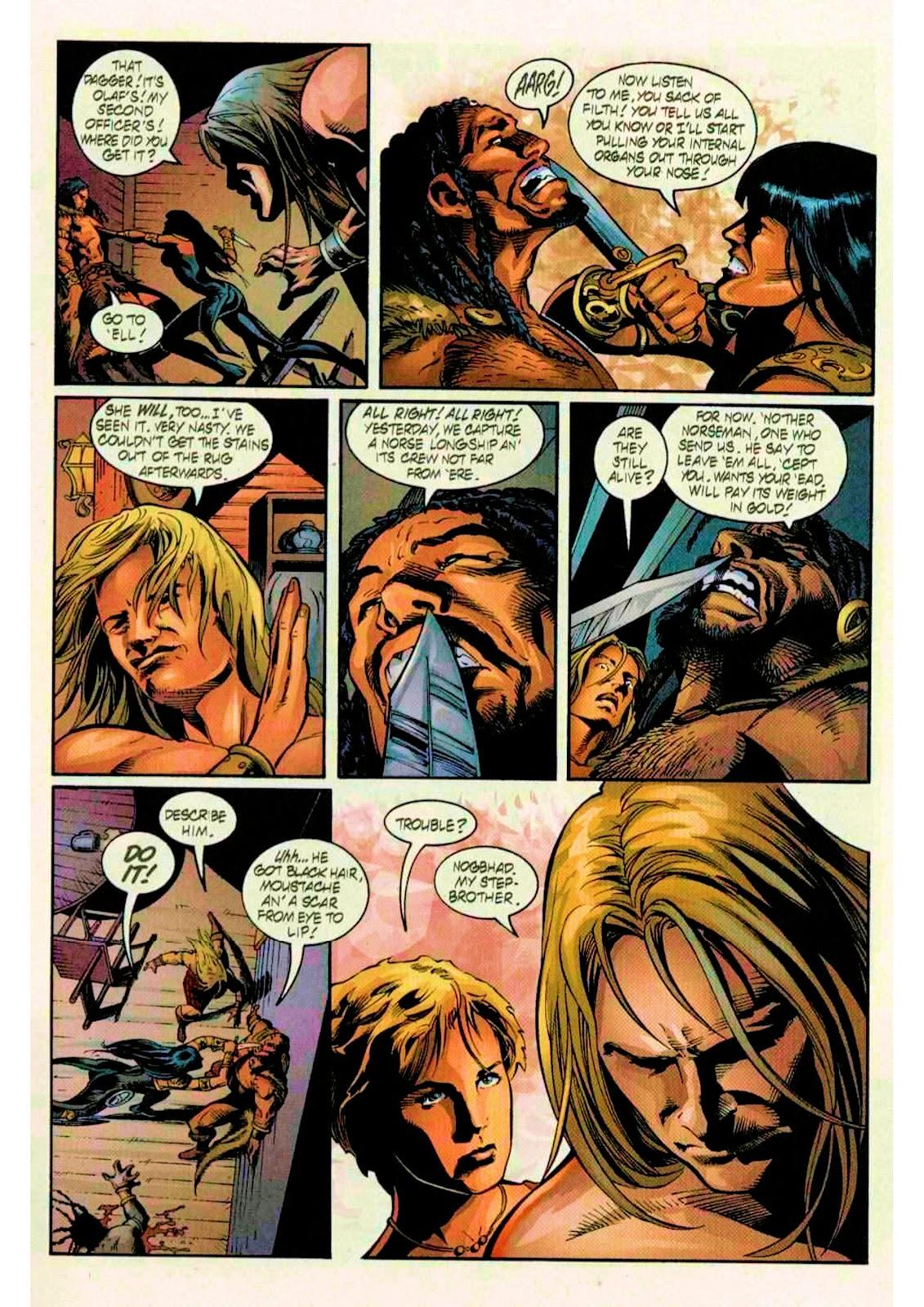 Xena: Warrior Princess (1999) Issue #10 #10 - English 15
