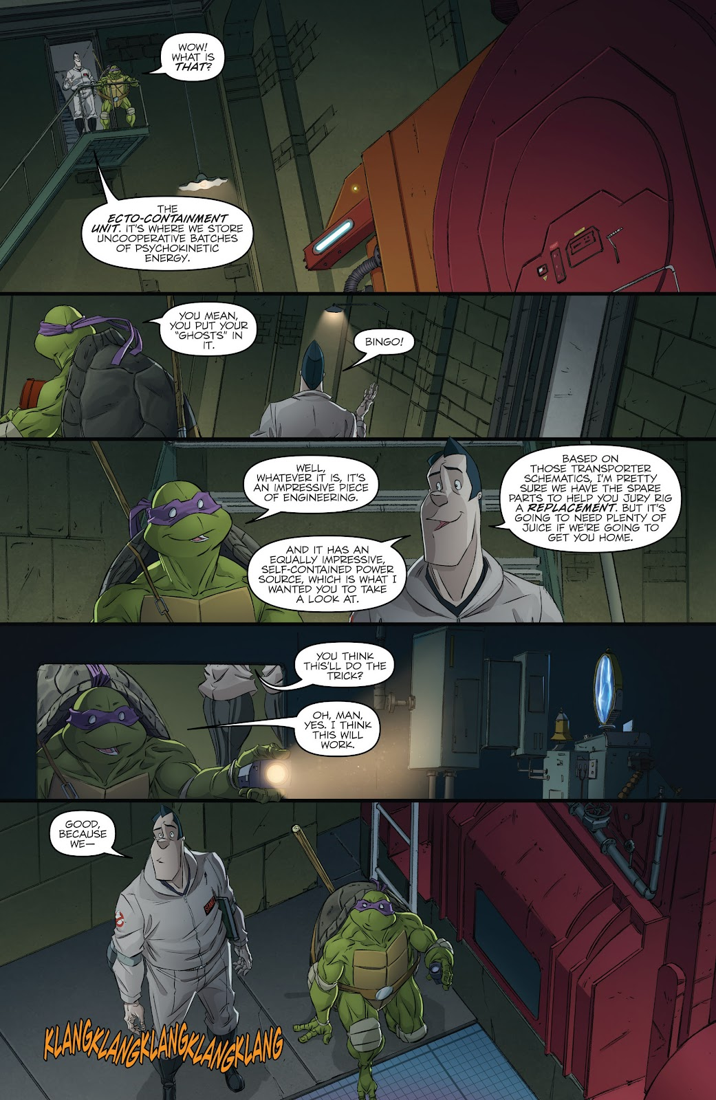 Read online Teenage Mutant Ninja Turtles: The IDW Collection comic -  Issue # TPB 5 (Part 3) - 13
