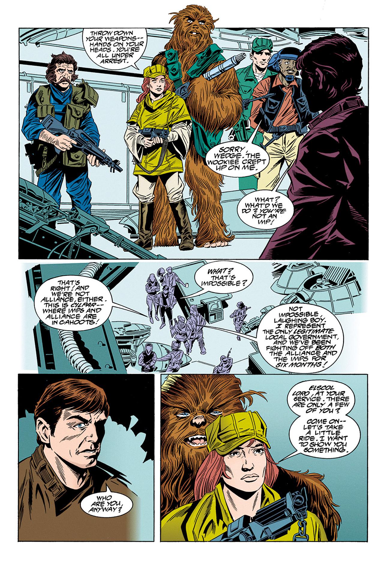 Read online Star Wars Omnibus comic -  Issue # Vol. 1 - 86