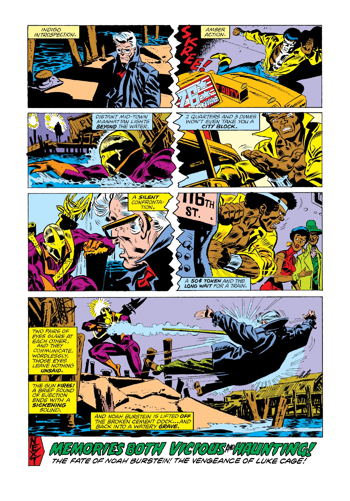 Read online Marvel Masterworks: Luke Cage, Power Man comic -  Issue # TPB 3 (Part 1) - 62