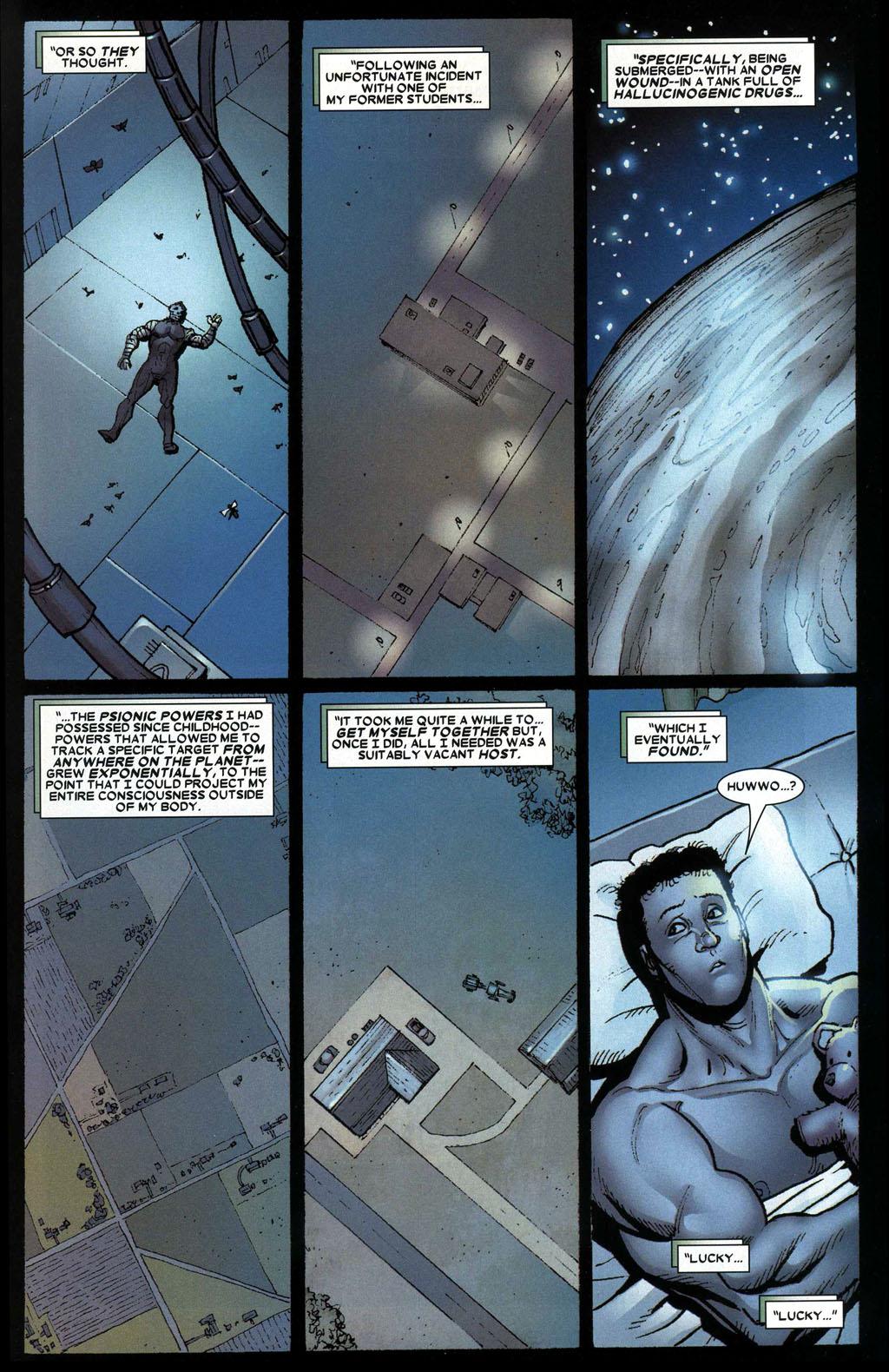 Read online Wolverine: Origins comic -  Issue #12 - 17