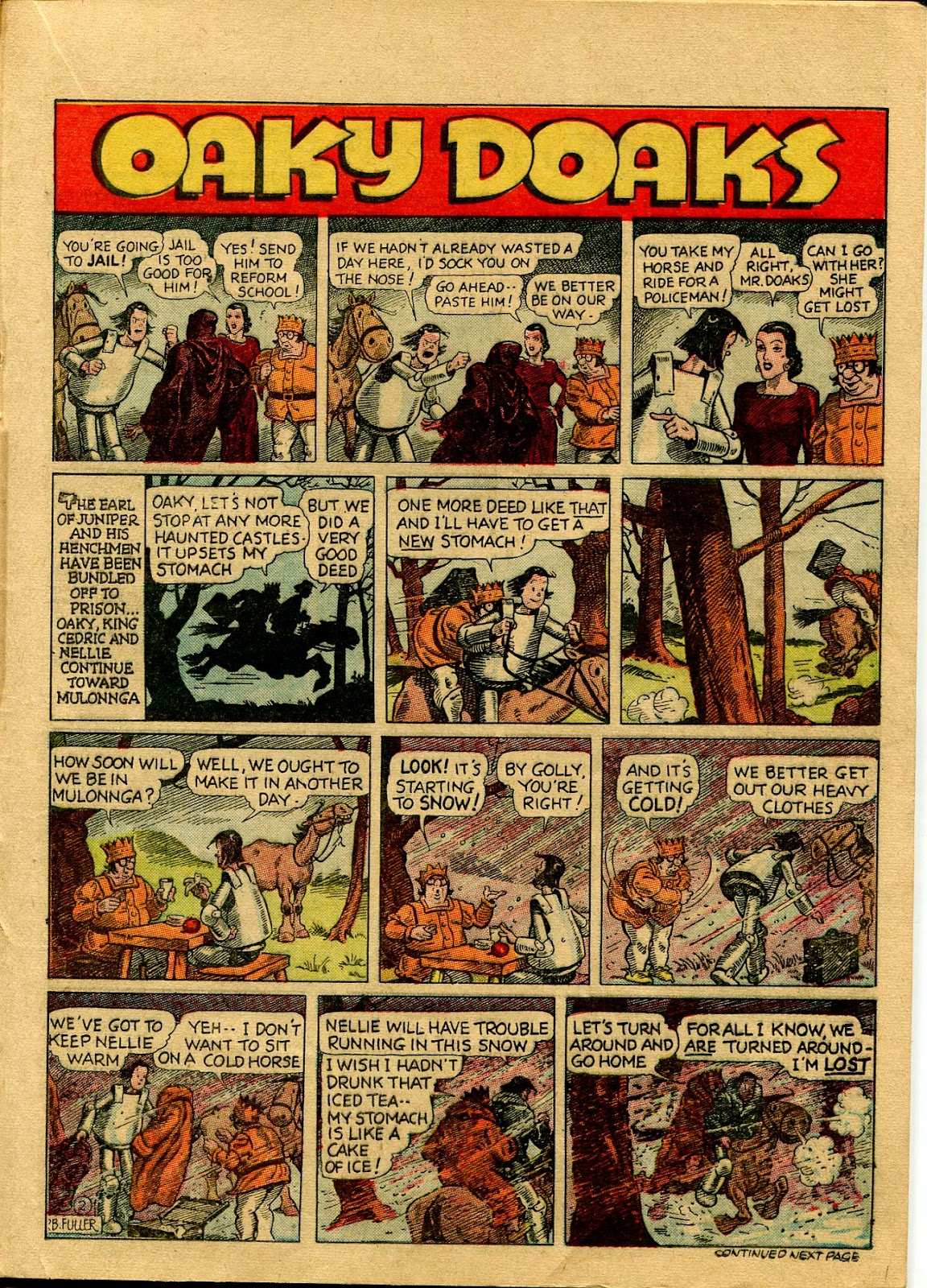 Read online Famous Funnies comic -  Issue #57 - 38