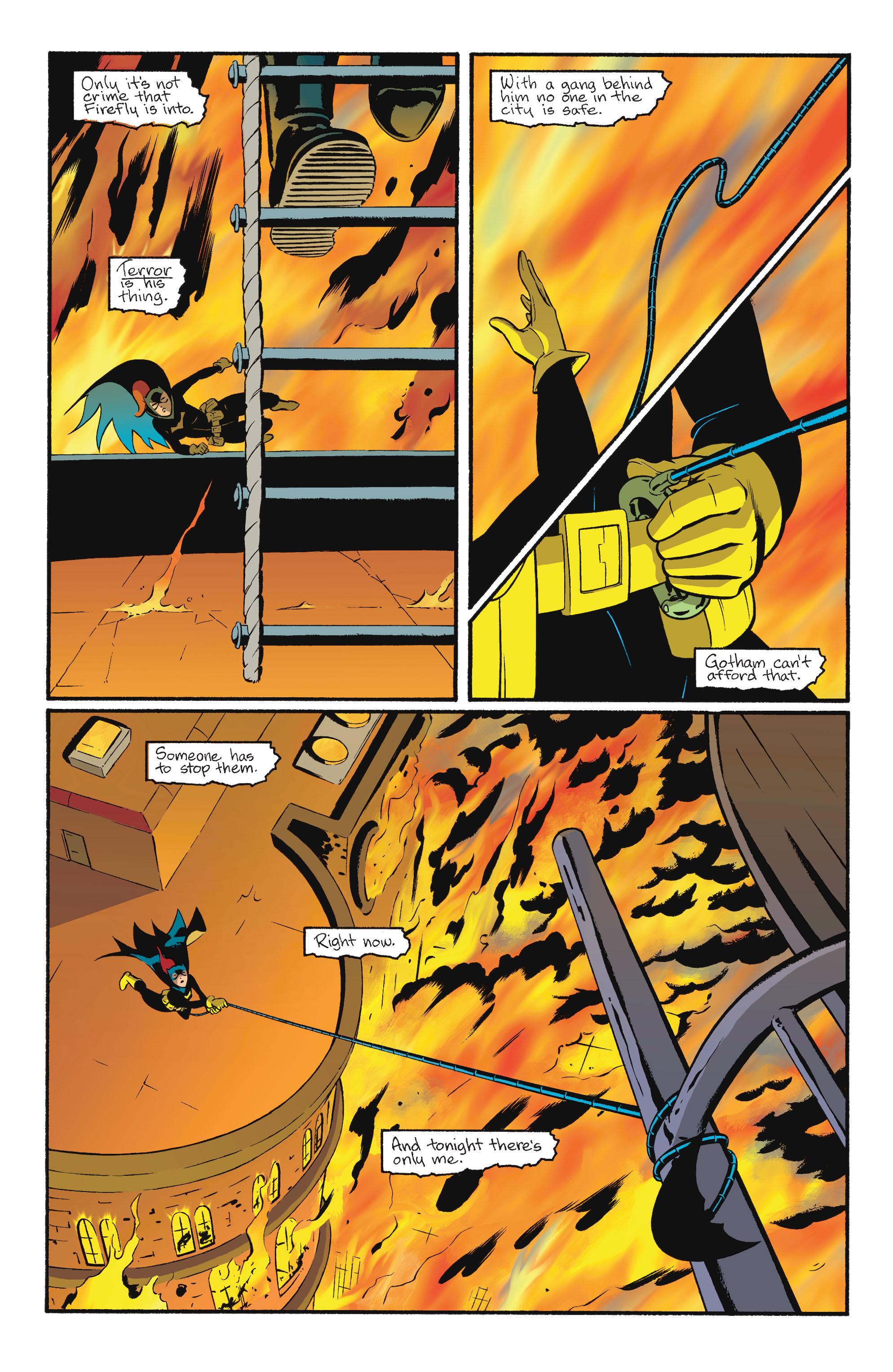 Read online Batgirl/Robin: Year One comic -  Issue # TPB 2 - 179