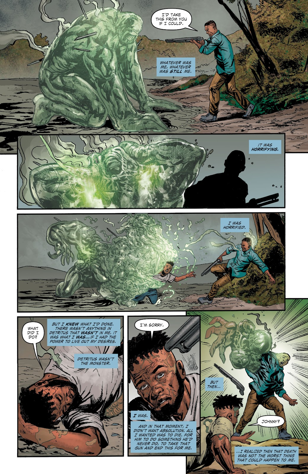 Read online The Curse of Brimstone: Ashes comic -  Issue # TPB (Part 1) - 76