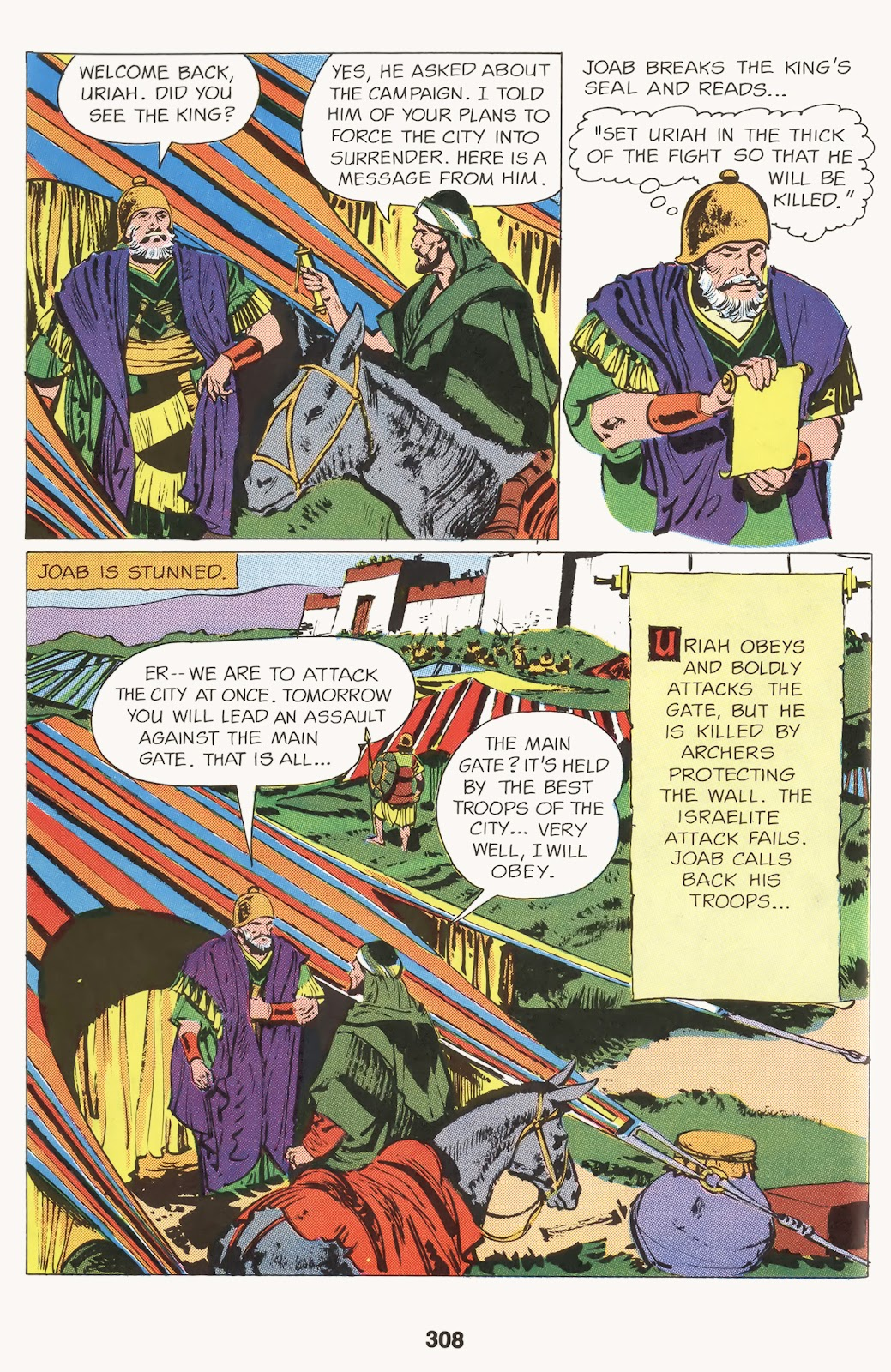 The Picture Bible issue TPB (Part 4) - Page 11