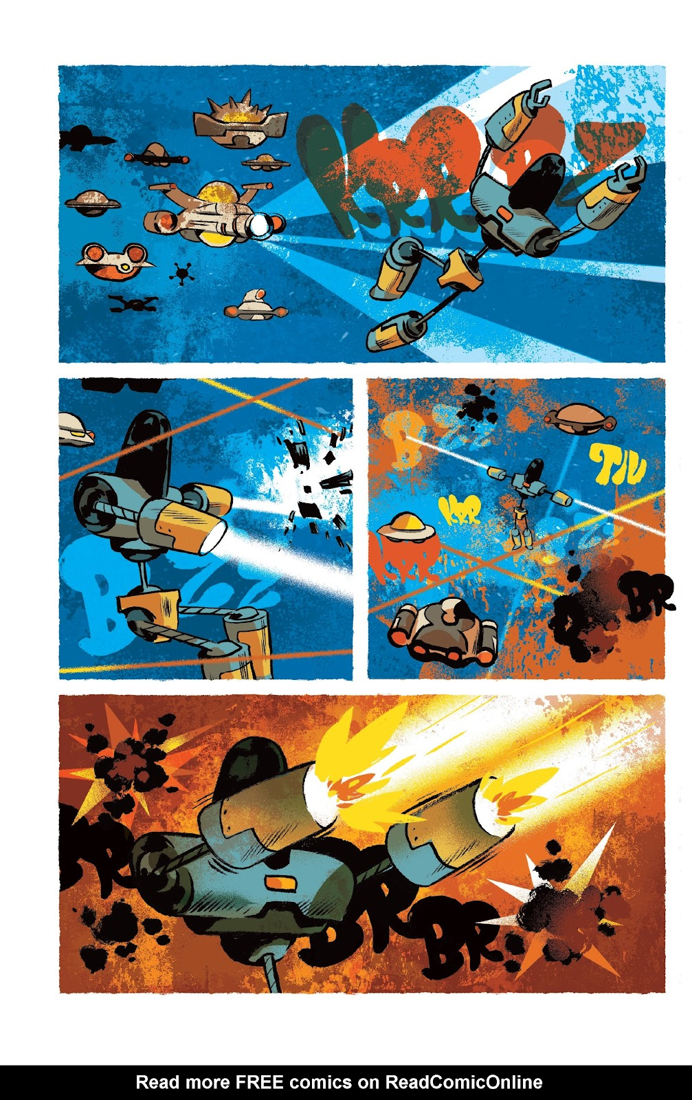 Read online Infinity 8 comic -  Issue #9 - 5