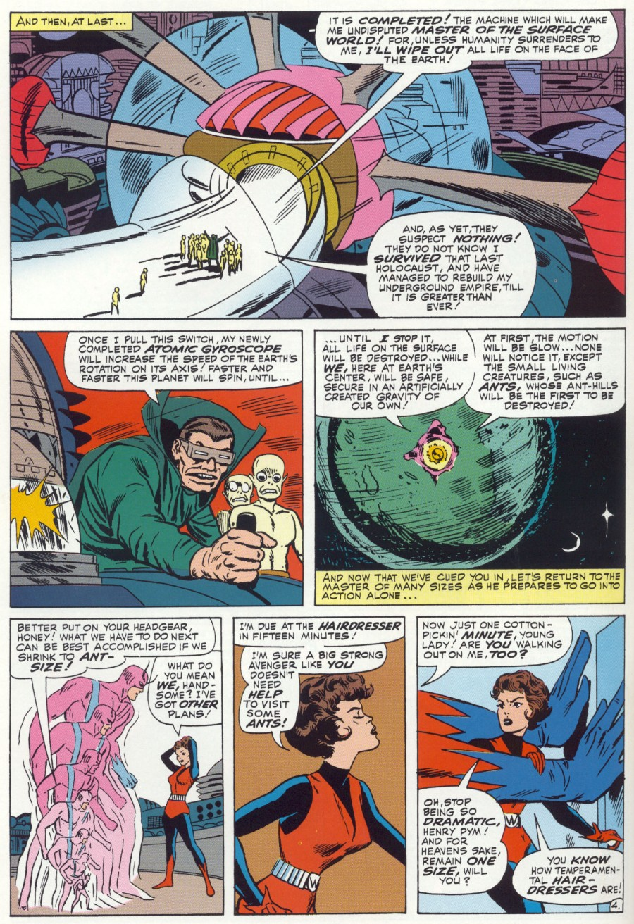 The Avengers (1963) 12 Page 4