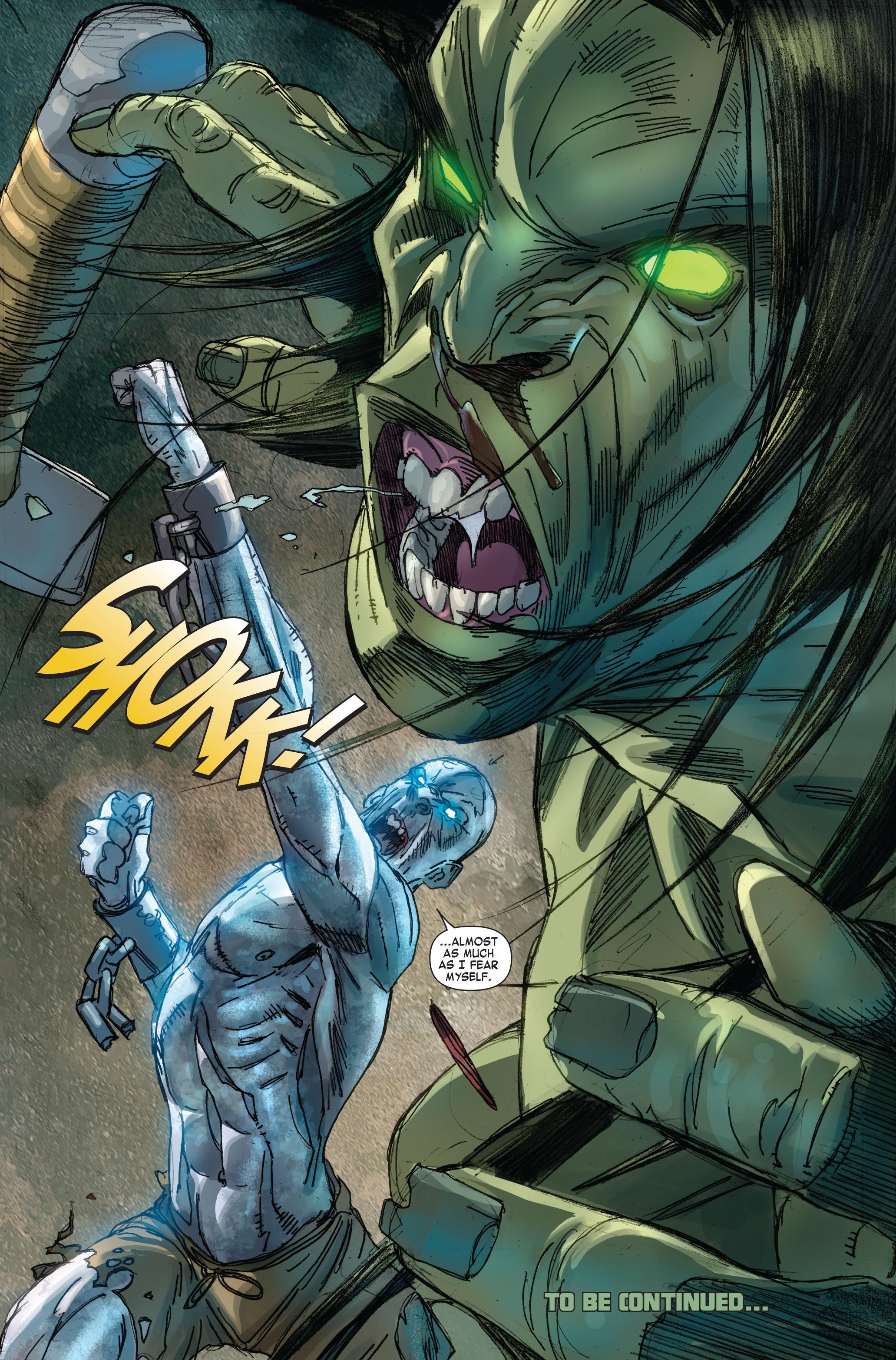 Read online Skaar: Son of Hulk comic -  Issue #4 - 15