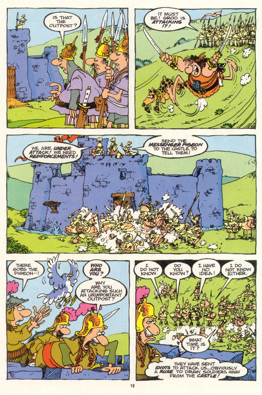 Read online Sergio Aragonés Groo the Wanderer comic -  Issue #100 - 13