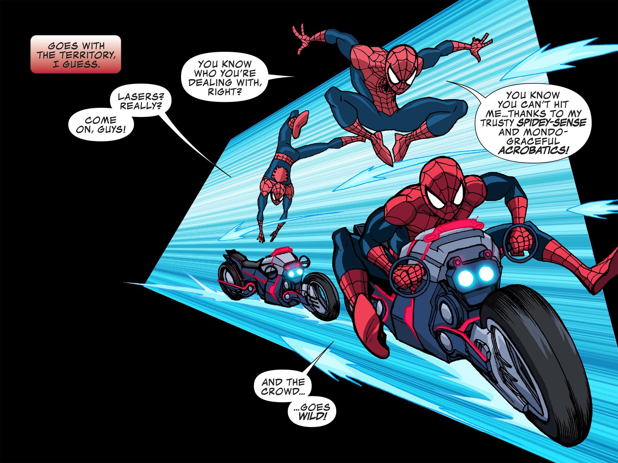 Read online Ultimate Spider-Man (Infinite Comics) (2015) comic -  Issue #12 - 8
