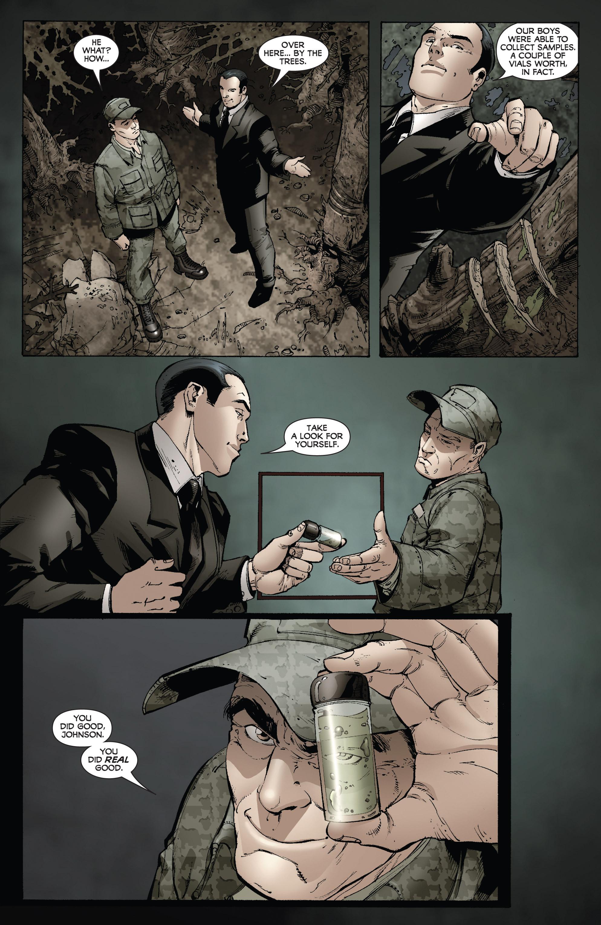 Read online World War Hulk: Gamma Corps comic -  Issue #3 - 6
