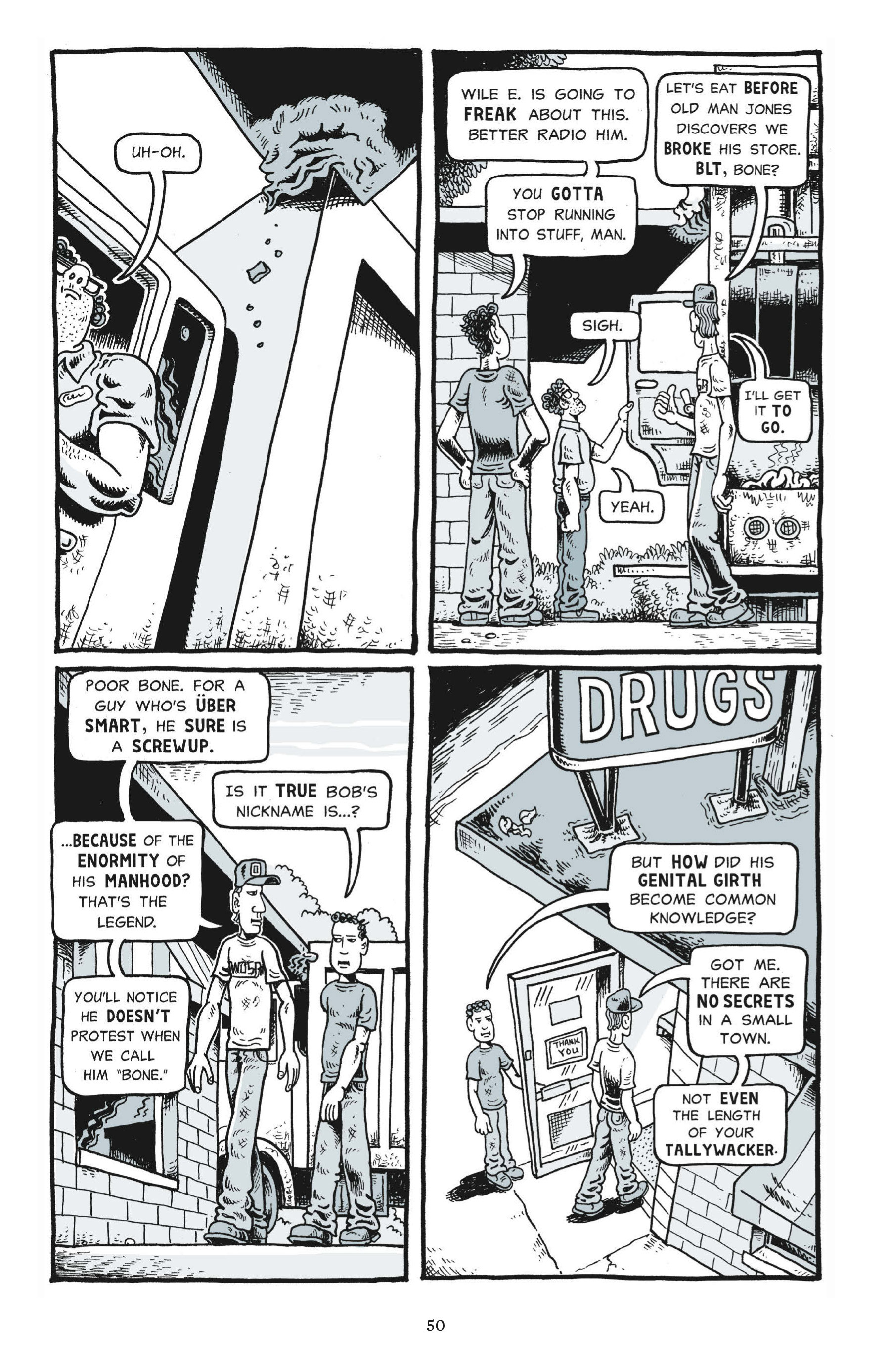 Read online Trashed comic -  Issue # Full - 51