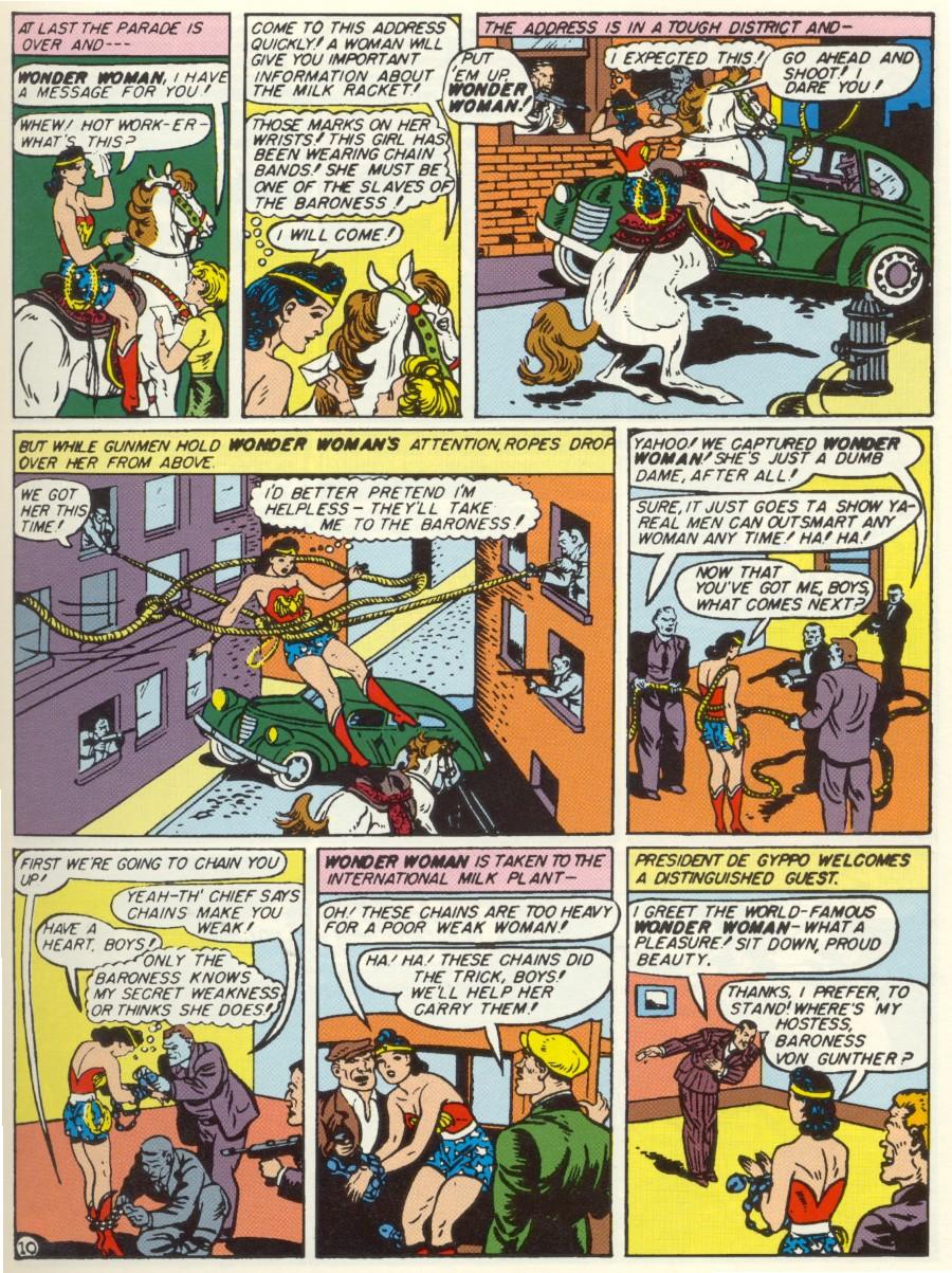 Read online Sensation (Mystery) Comics comic -  Issue #7 - 12