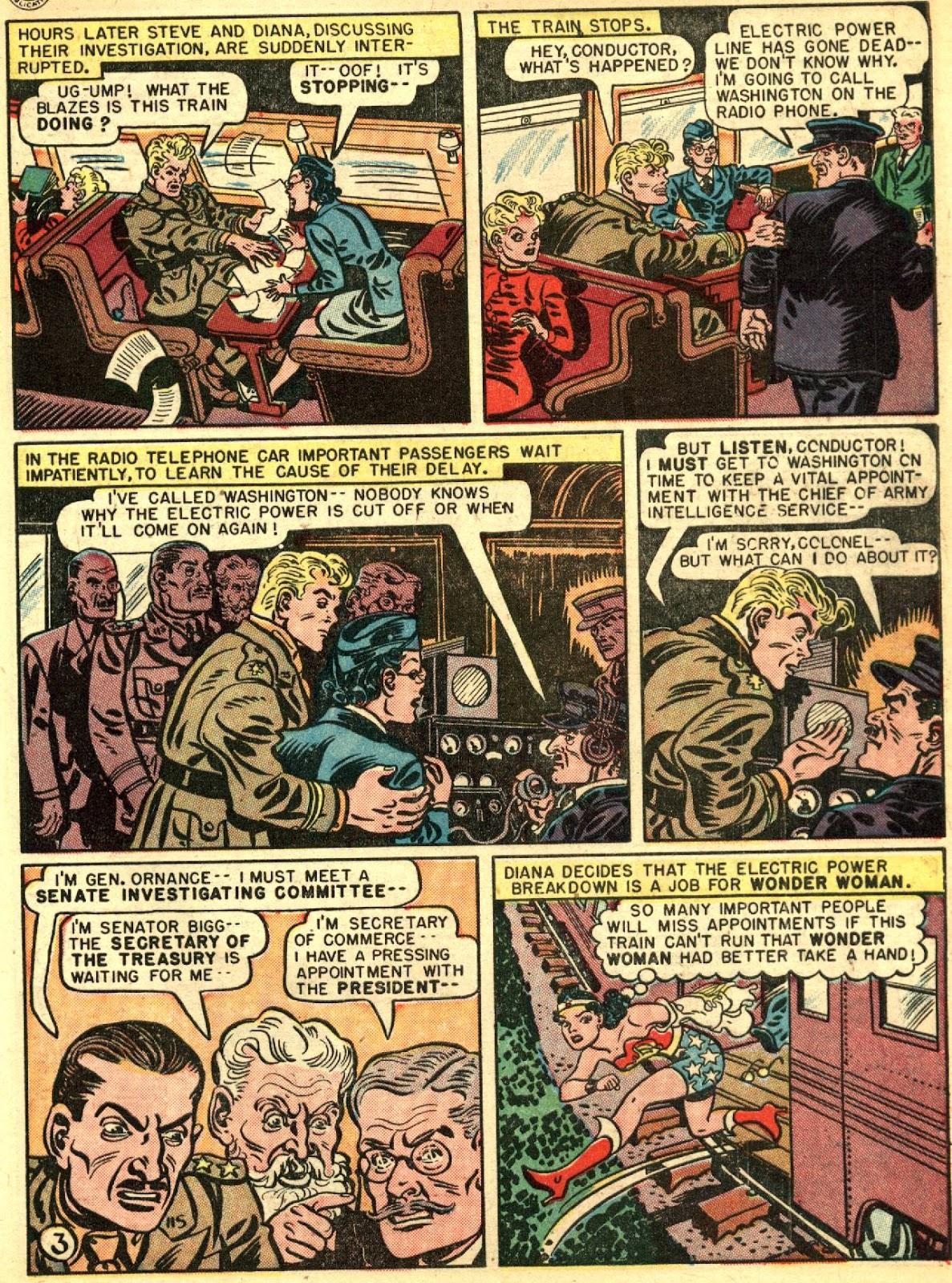 Comic Cavalcade issue 27 - Page 5
