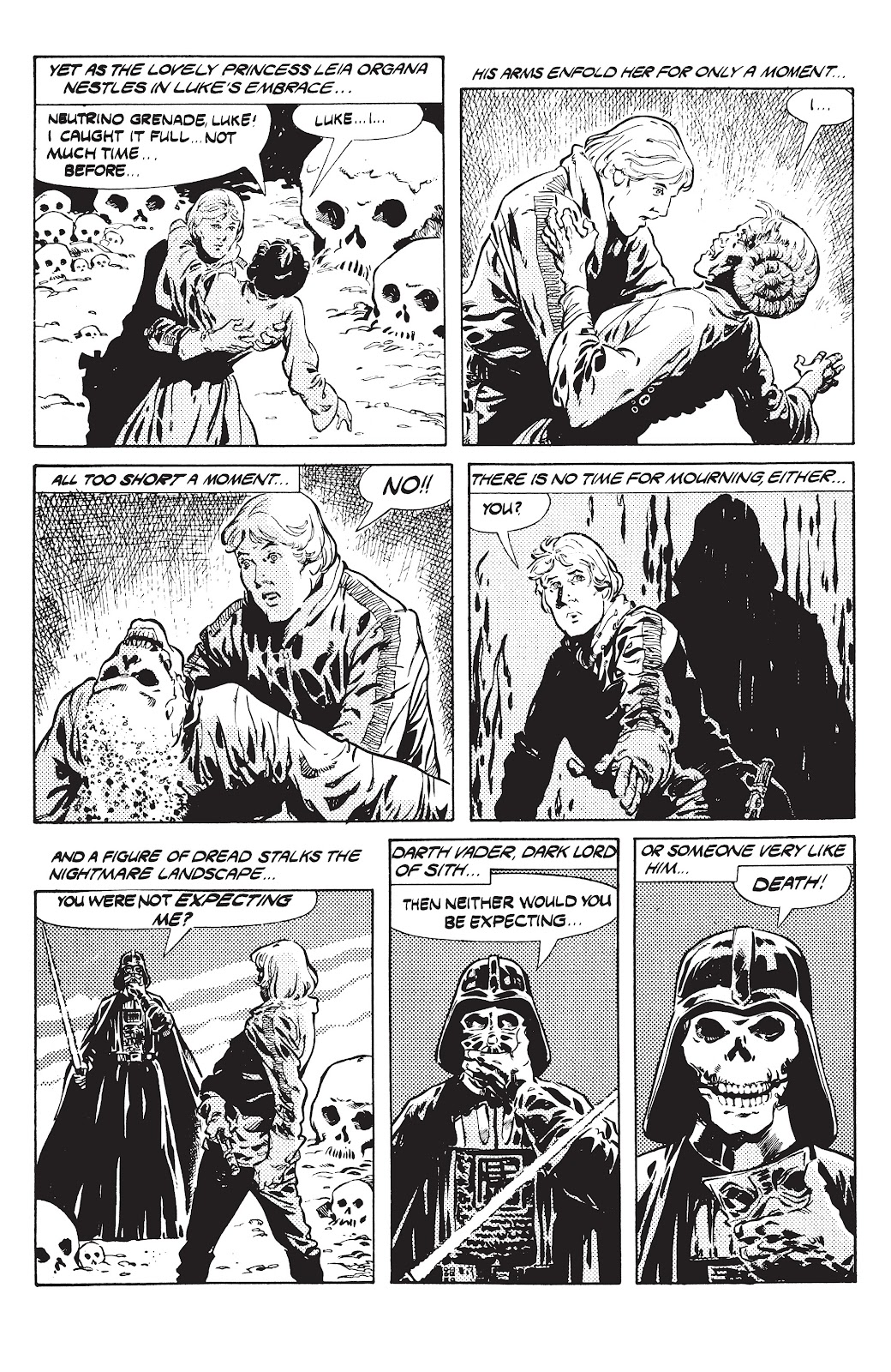 Read online Star Wars Legends: The Original Marvel Years - Epic Collection comic -  Issue # TPB 3 (Part 4) - 88